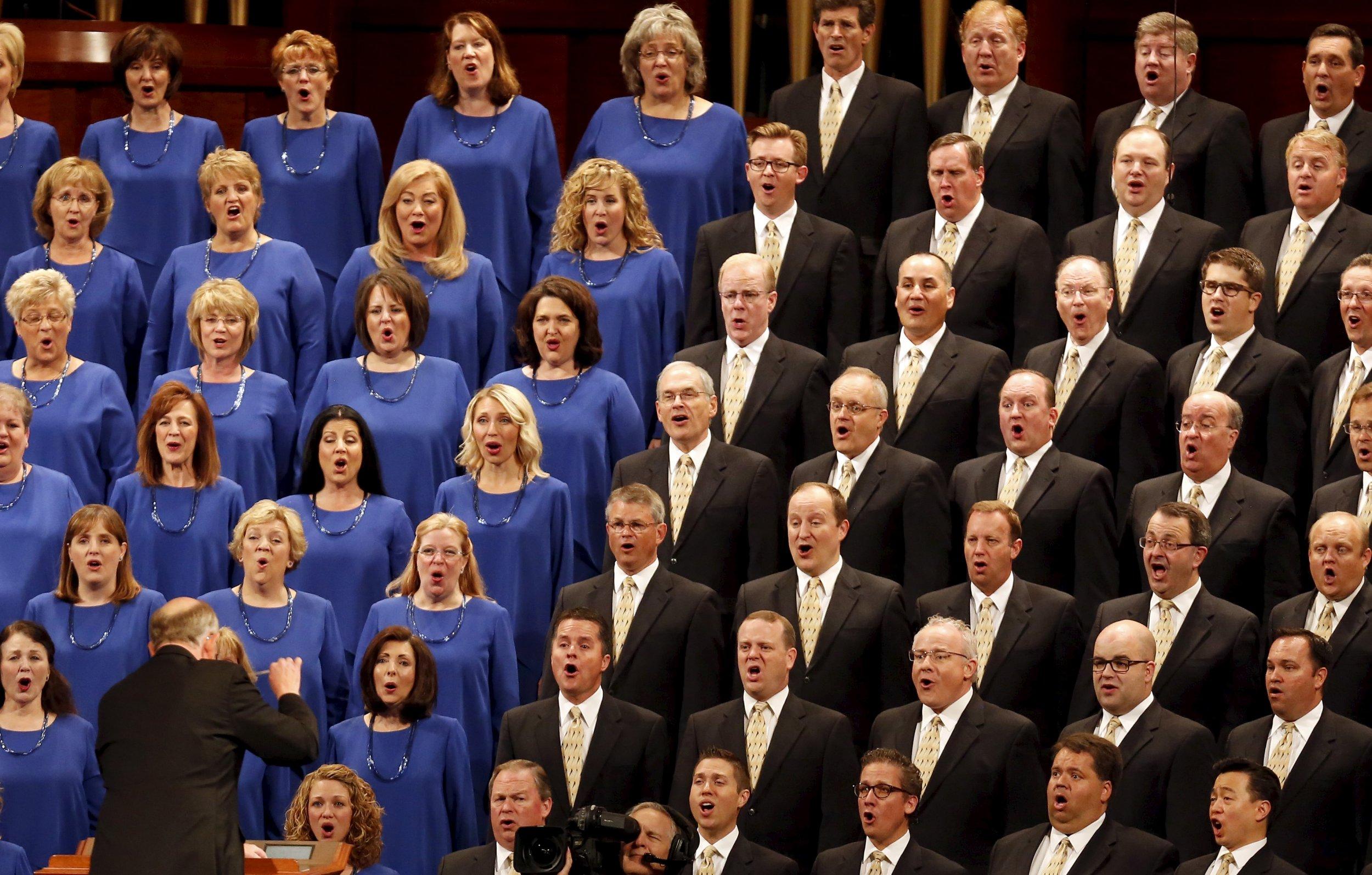12-22-16 Mormon Tabernacle Choir