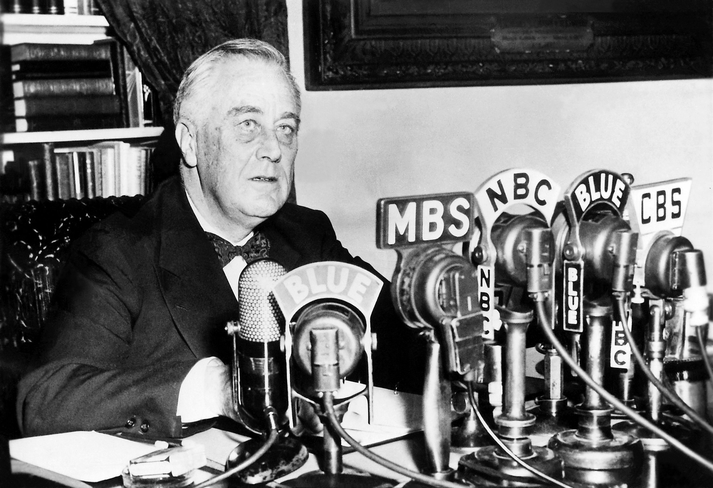 an analysis of franklin d roosevelts inaugural address goals Franklin delano roosevelt's inauguration | kennedy's inauguration   roosevelt's second inaugural address was optimistic about the gains that  let  us ask again: have we reached the goal of our vision of that fourth day of.