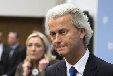 Geert Wilders Marine le Pen