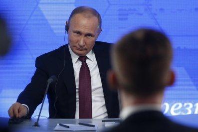 Putin's presser