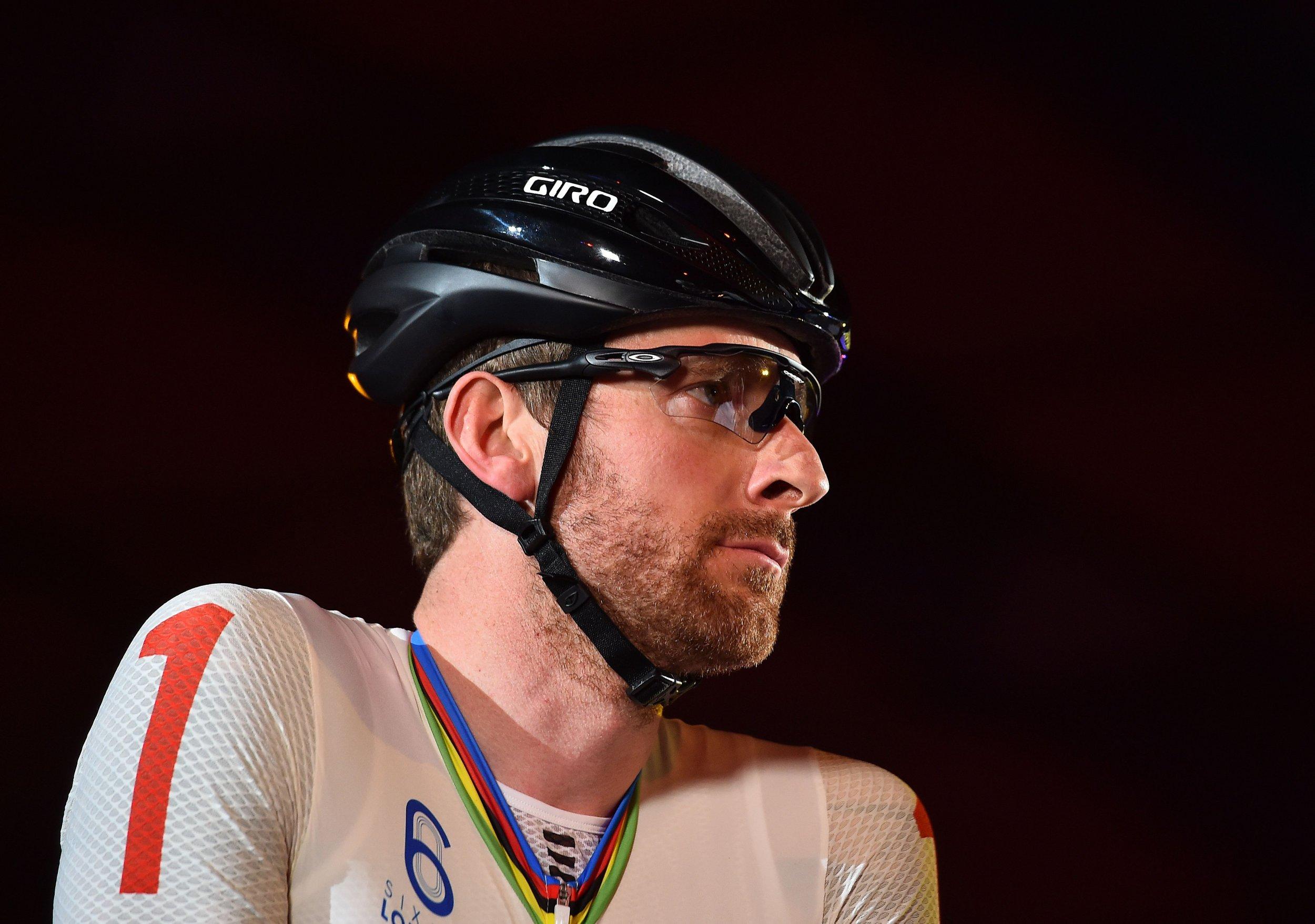 Professional cyclist Sir Bradley Wiggins