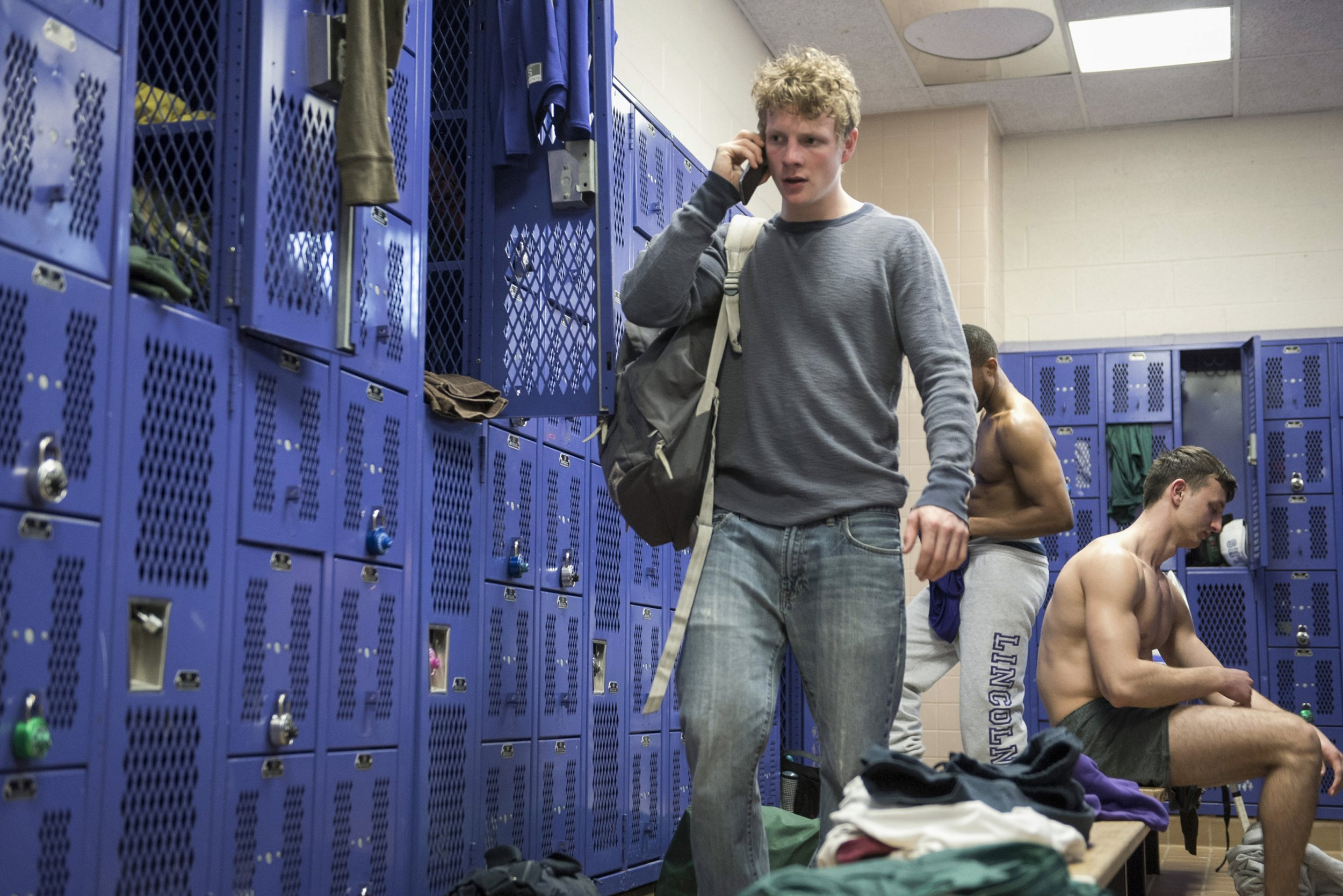 Patrick Gibson as Steve Winchell in The OA