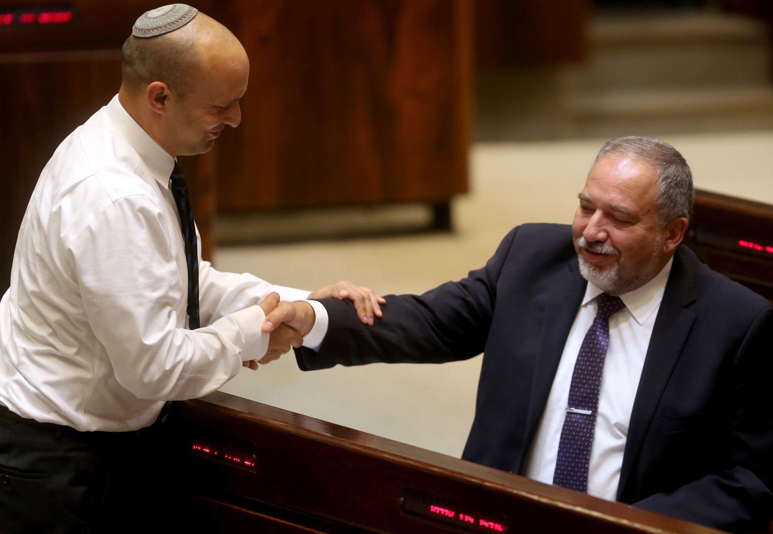 Israeli cabinet ministers