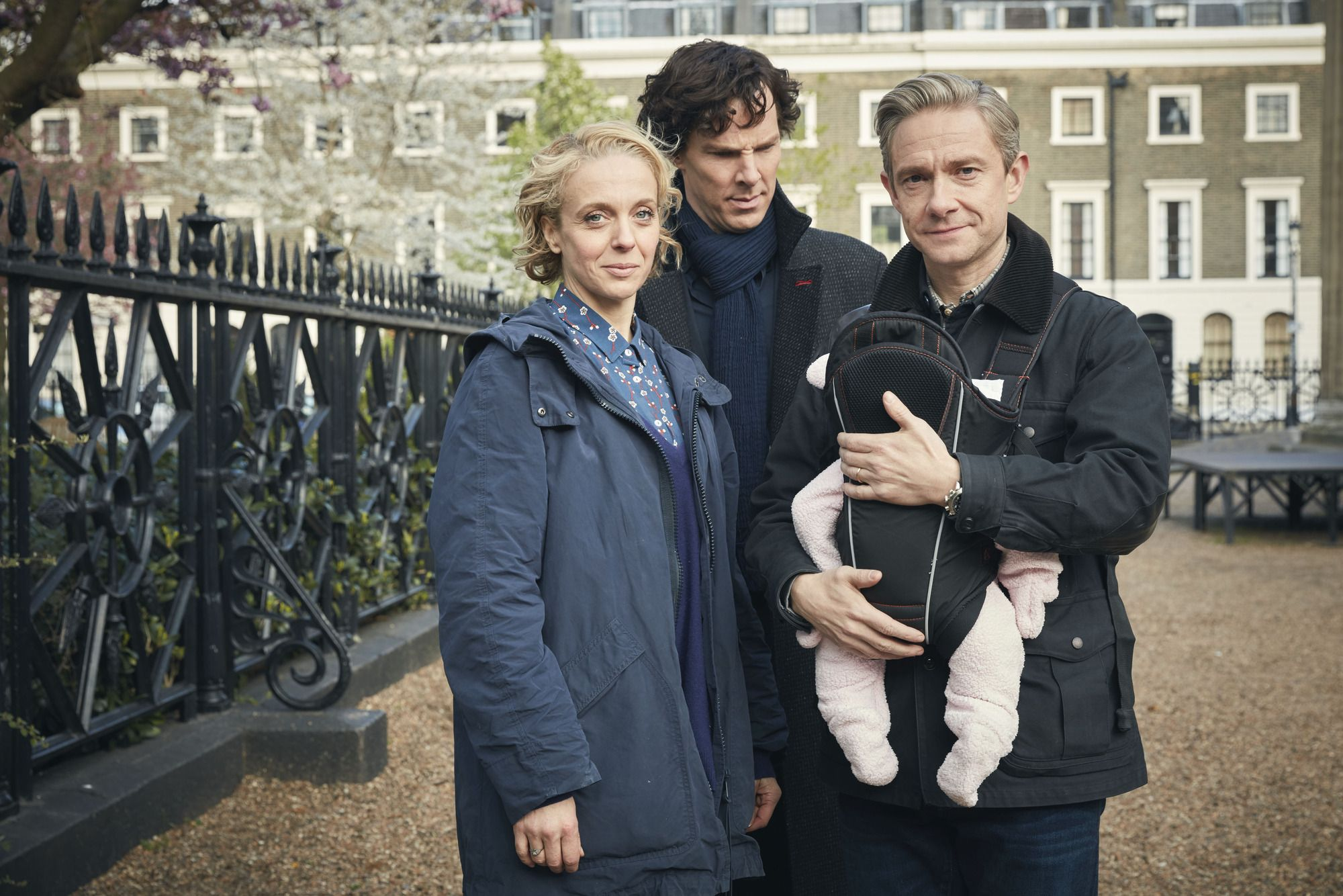 Sherlock season 4