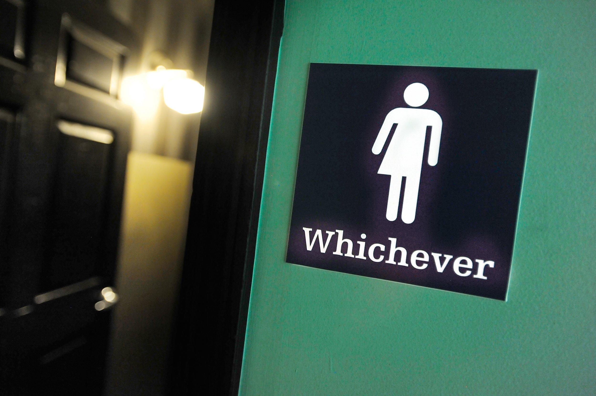 Gender bathroom