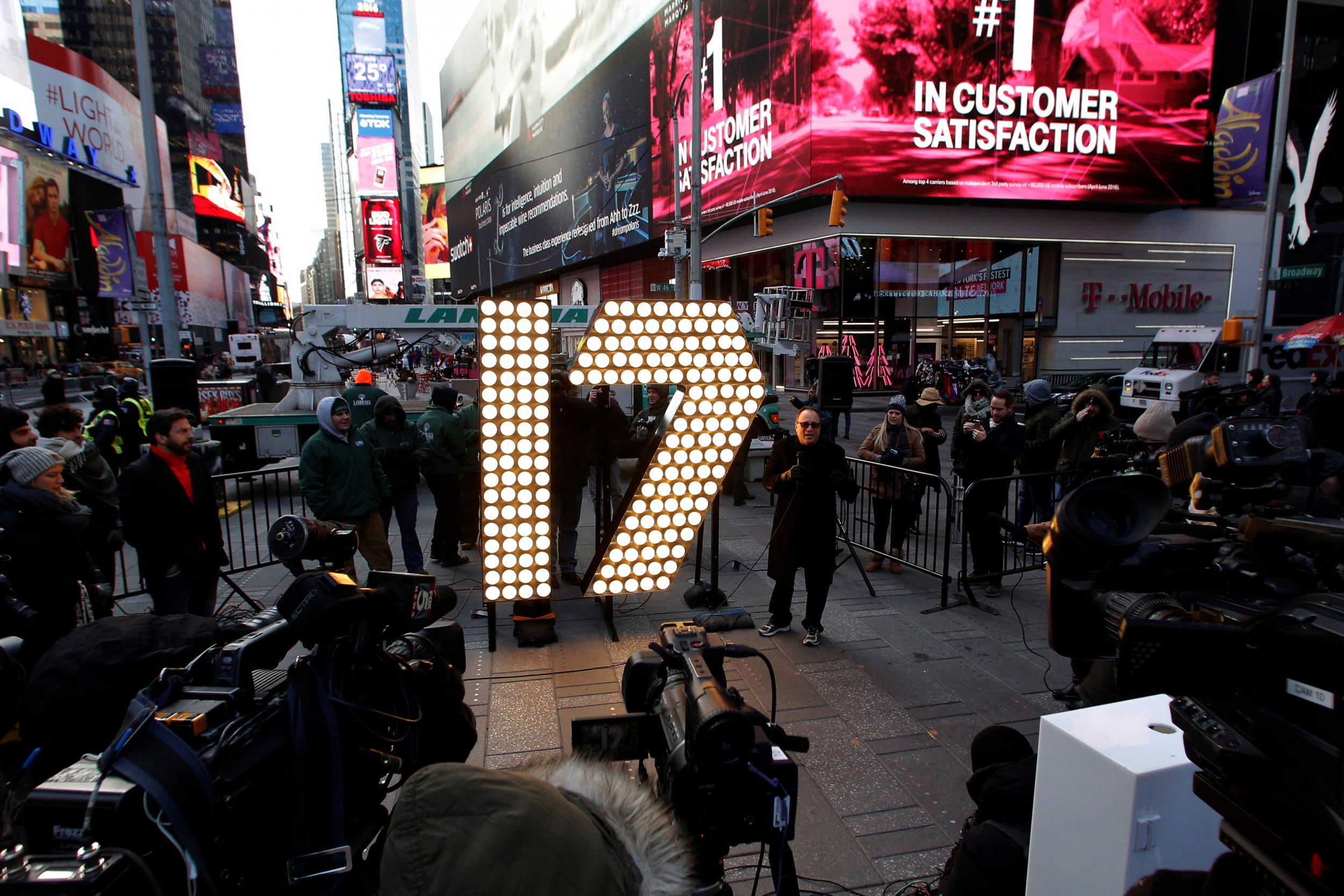 Restaurants In Times Square New Years Eve