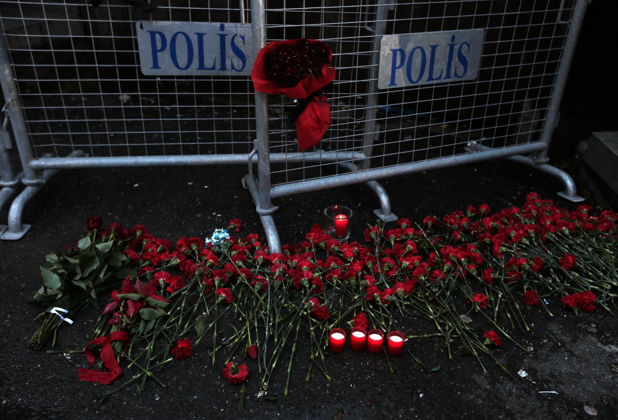 isis turkey nightclub istanbul attack
