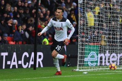 Tottenham Hotspur star Dele Alli