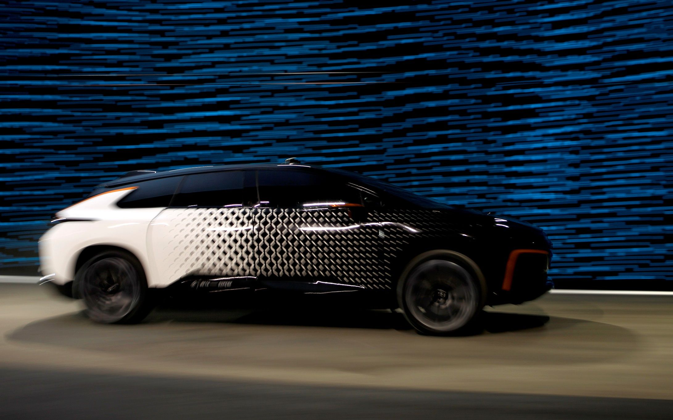 Faraday Future Electric Car Travels From 0 To 60 Mph In 2