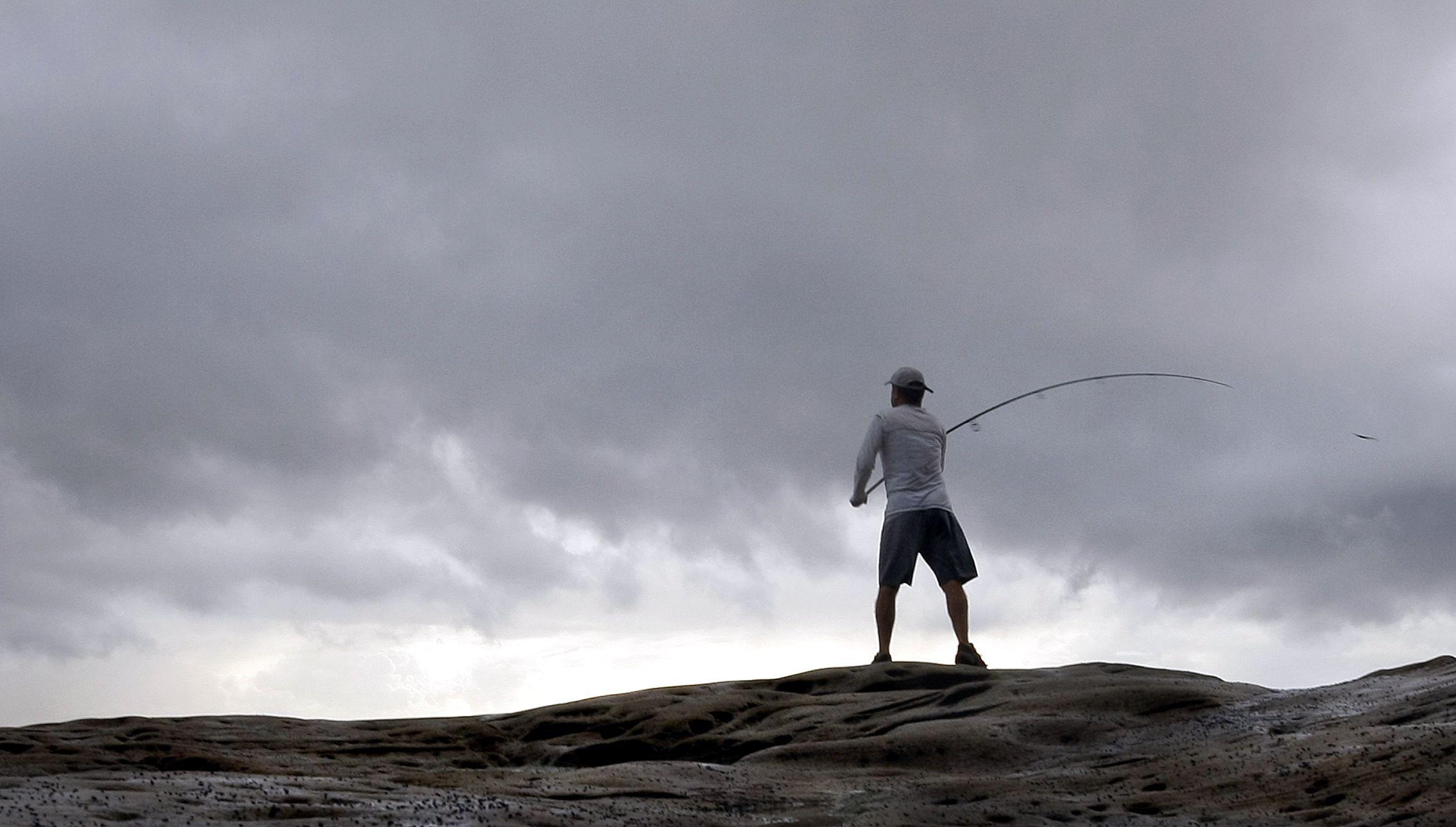 Australian Fisherman