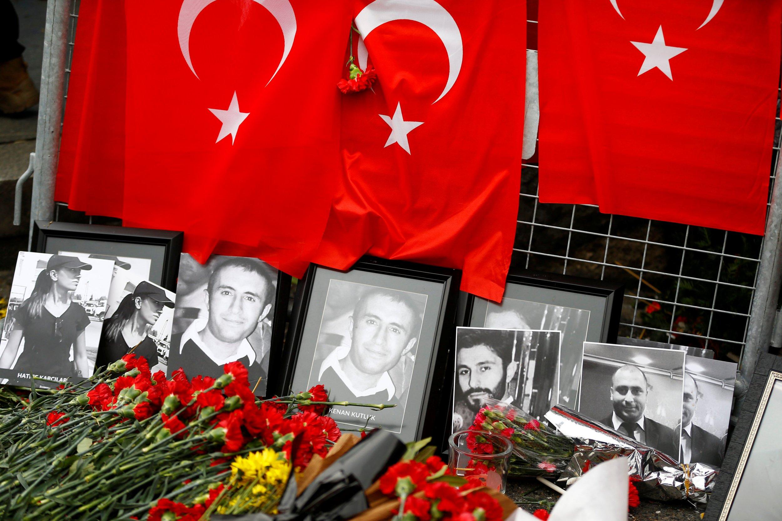Istanbul nightclub victim