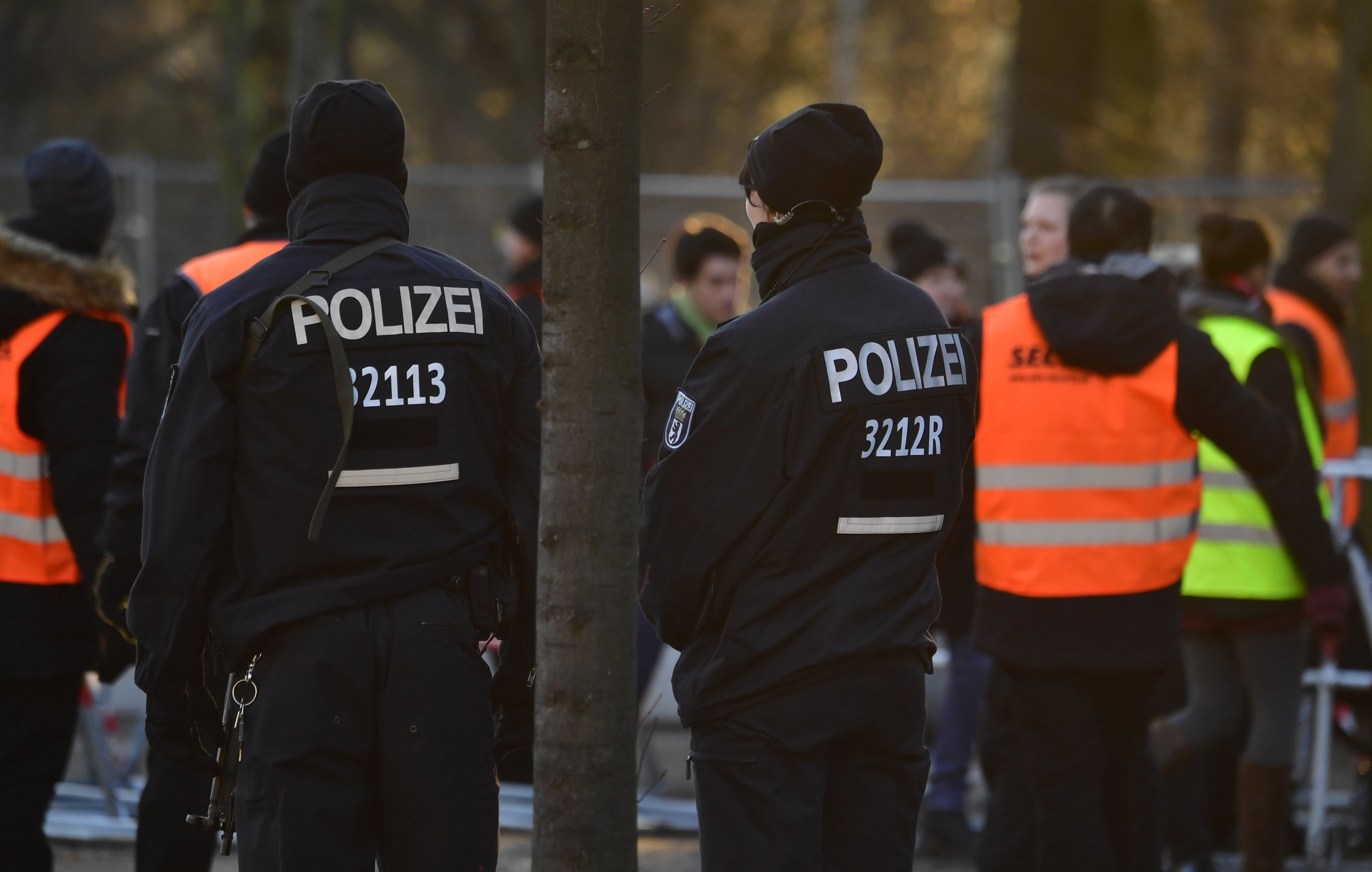 Berlin security