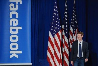 Mark Zuckerberg president 2020 facebook
