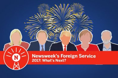 Newsweek's Foreign Service podcast—looking ahead