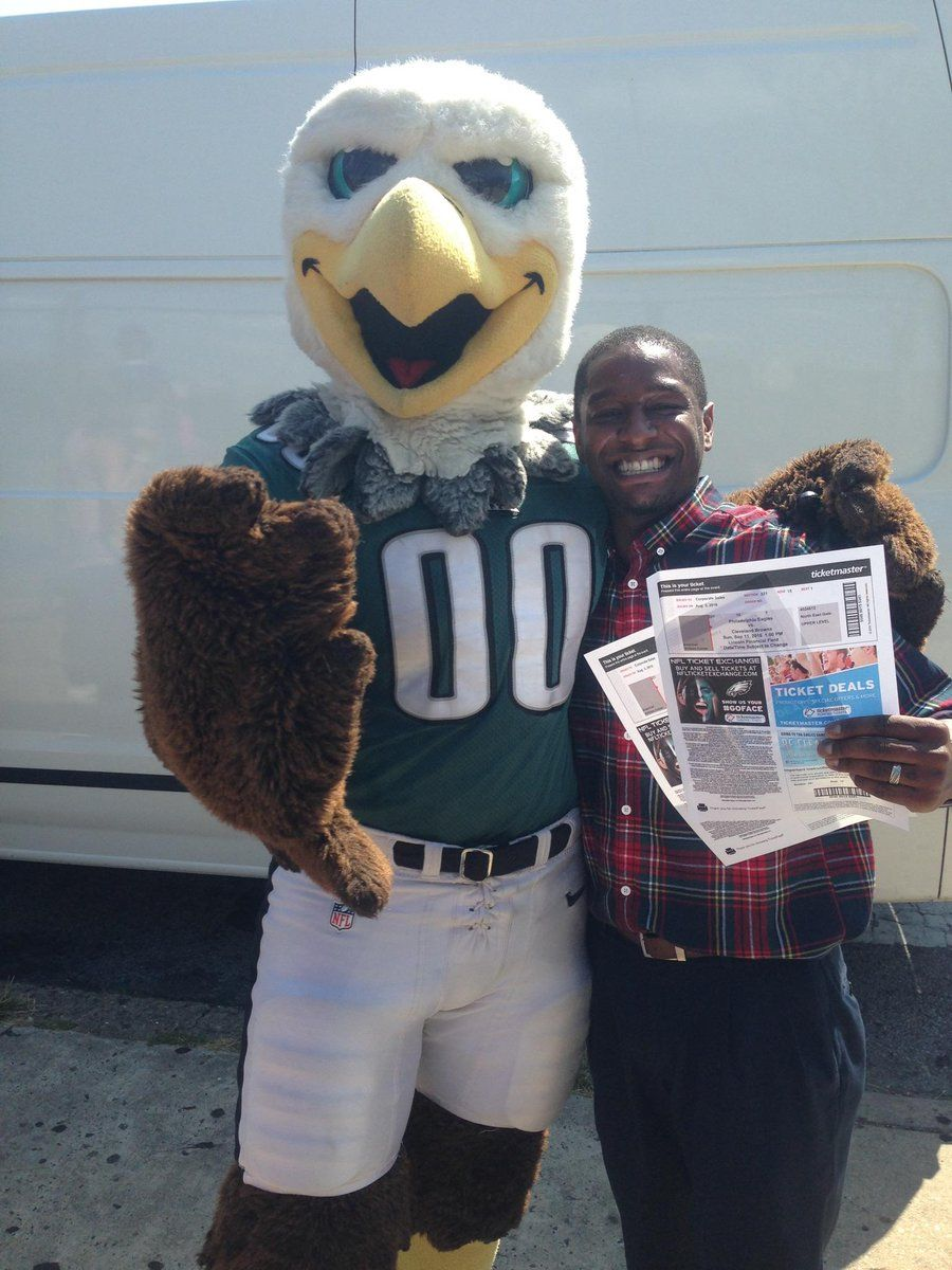 How One Man Scammed Free Season Tickets To The Eagles
