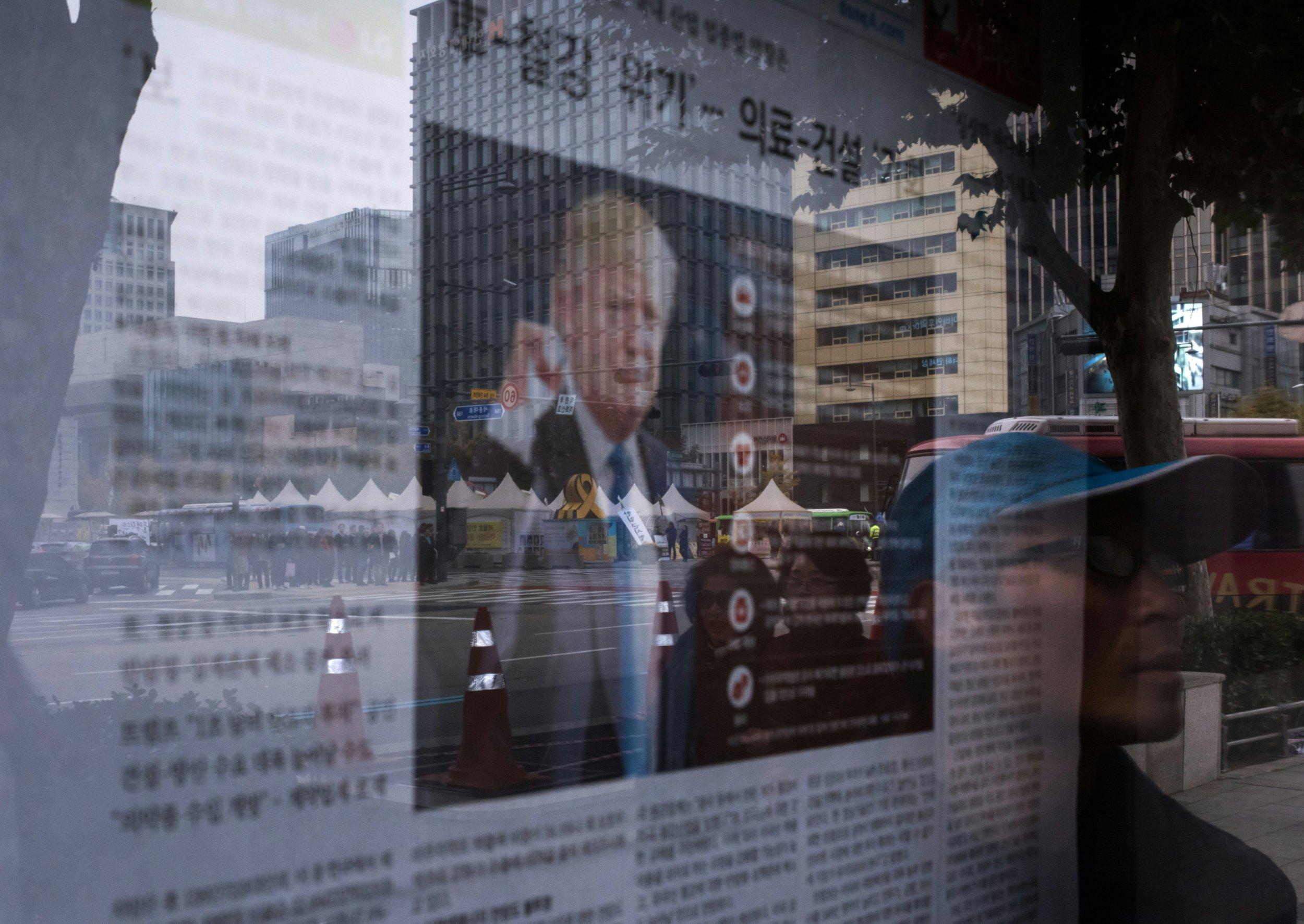 Donald Trump South Korea