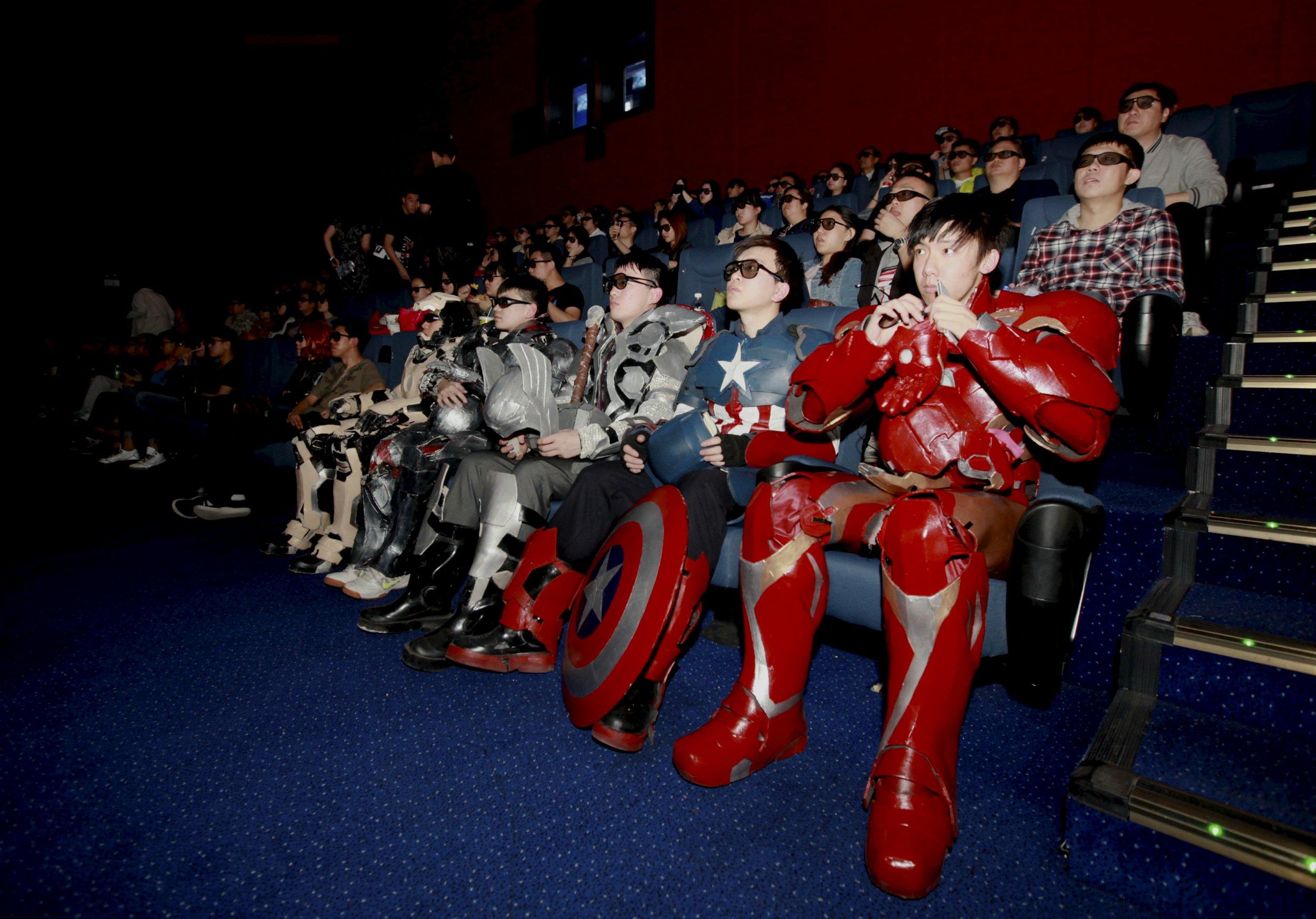 China Movies