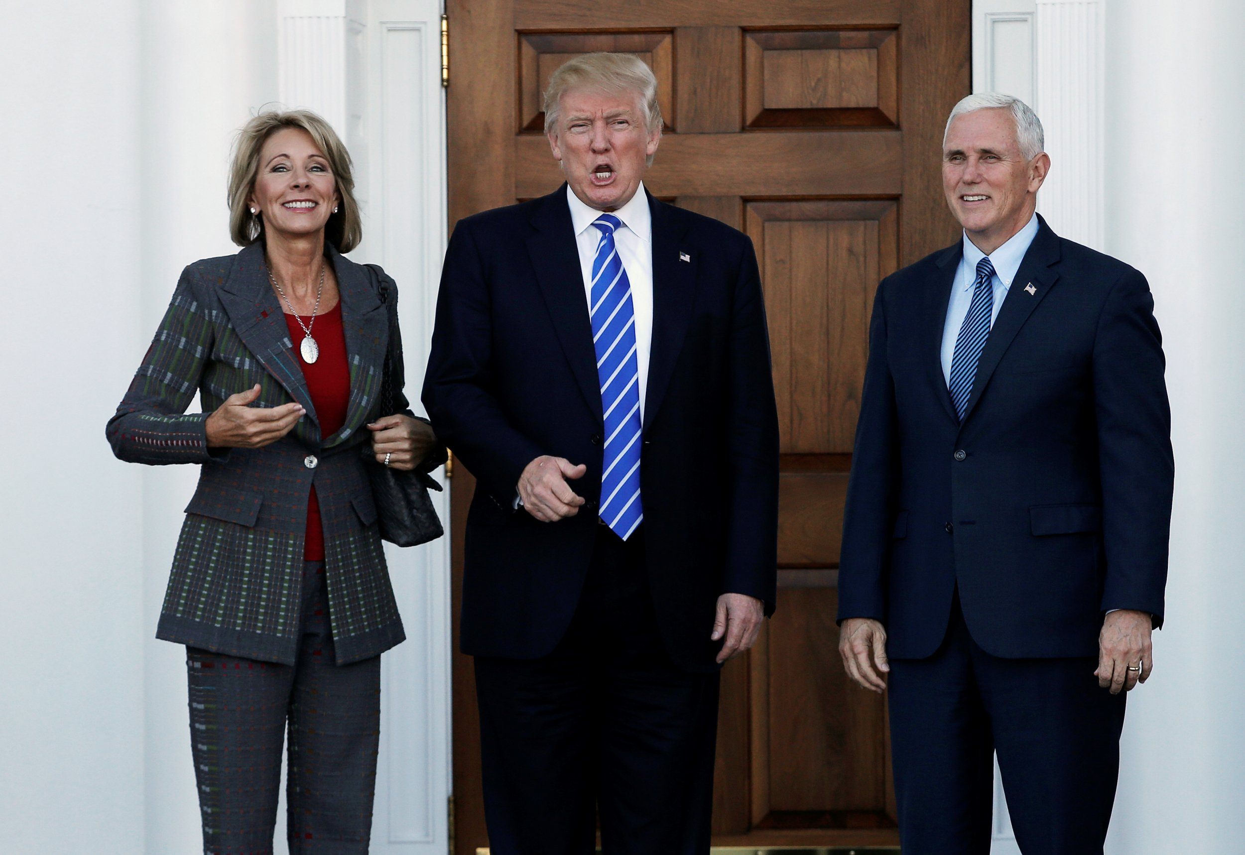Critics Of Vouchers Say Theyre Marred >> Betsy Devos Is Coming For Your Public Schools