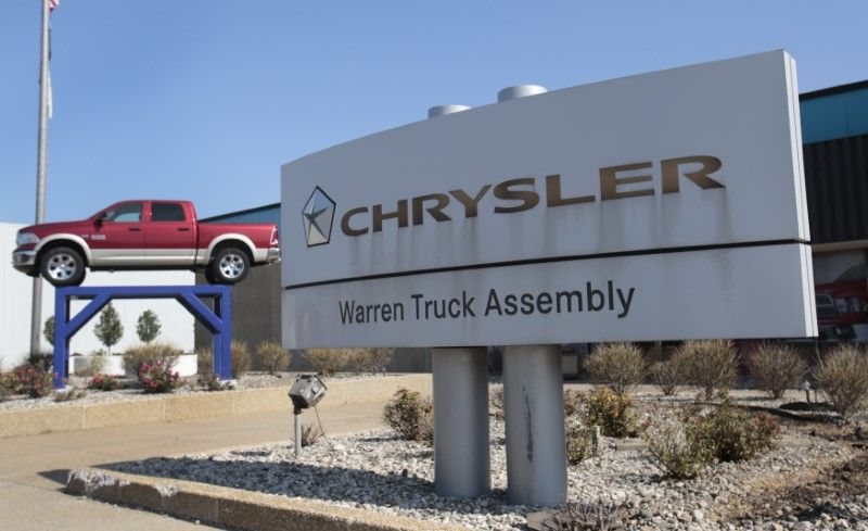 fiat chrysler to invest $1 billion in u.s. plants, creating jobs