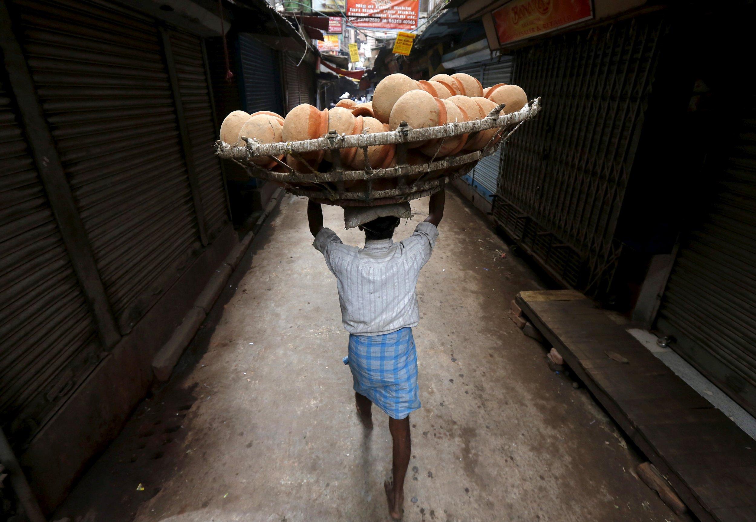 Market in Kolkota