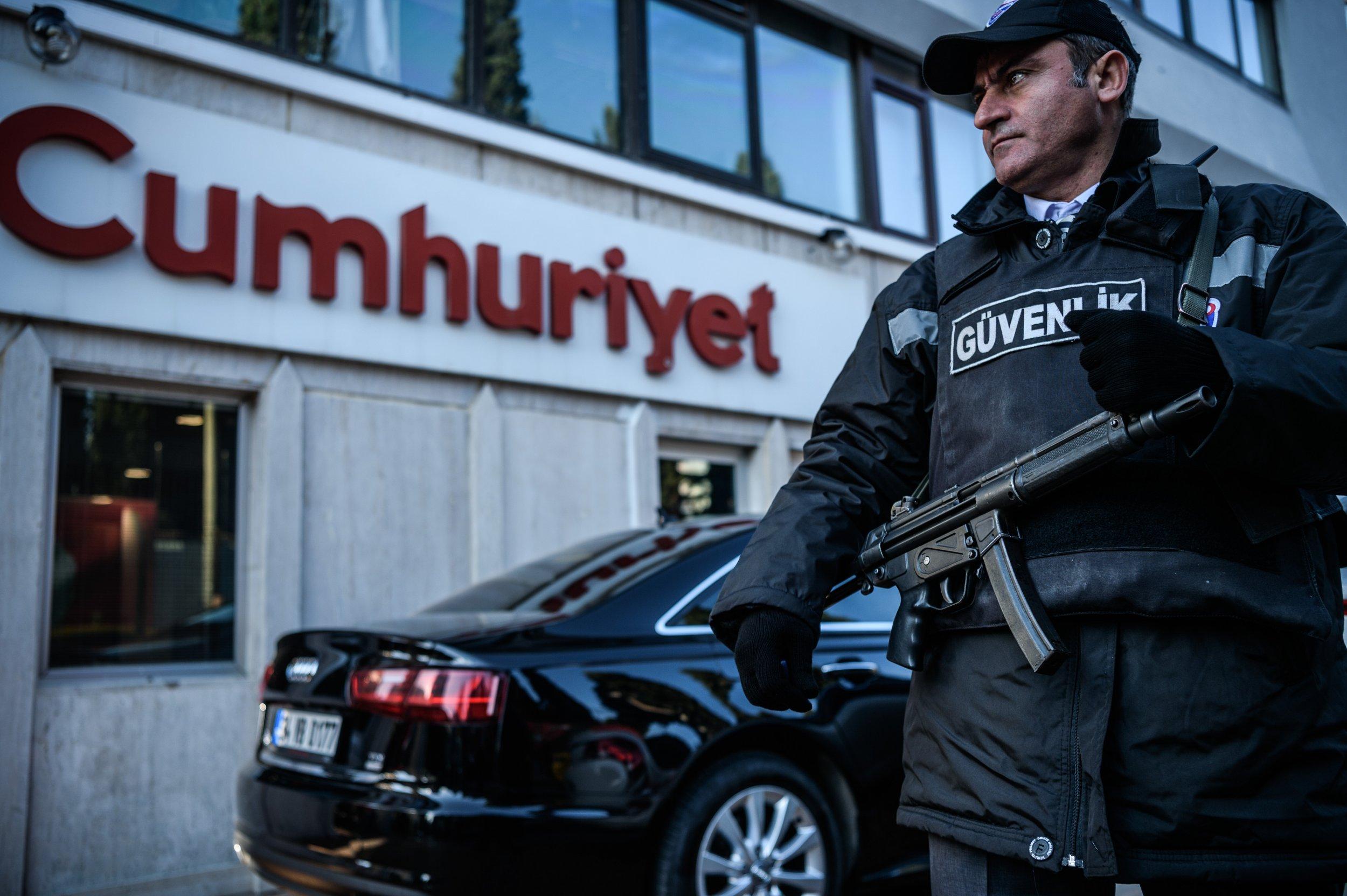Turkey's Cumhuriyet