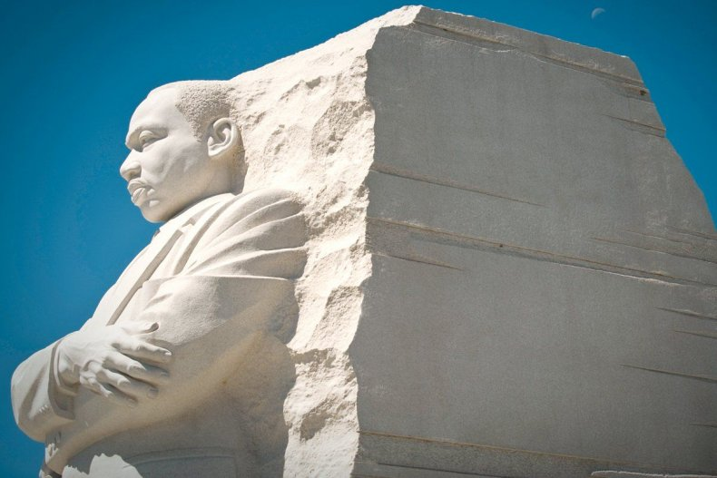 The Martin Luther King Jr. National Memorial