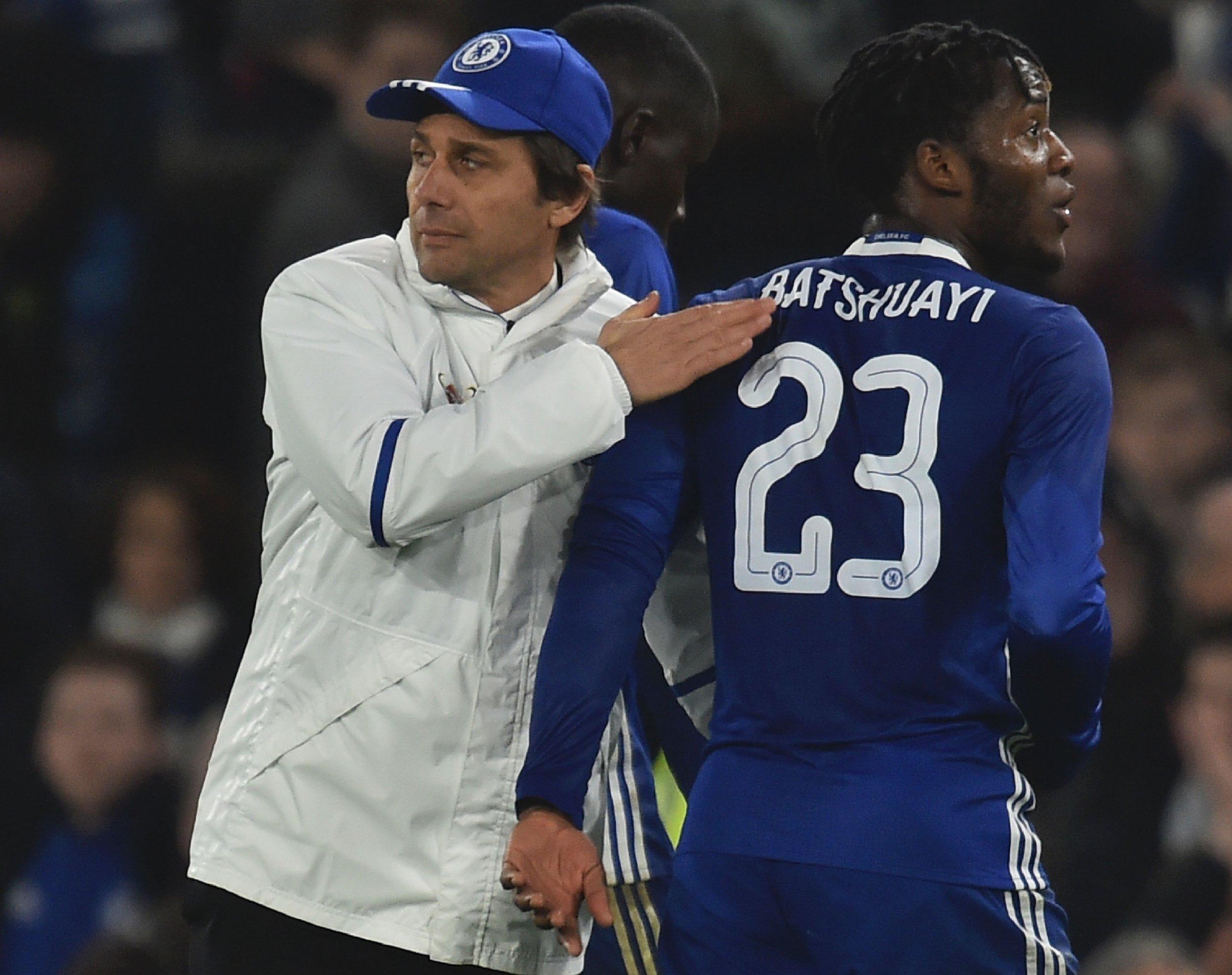 Conte and Batshuayi