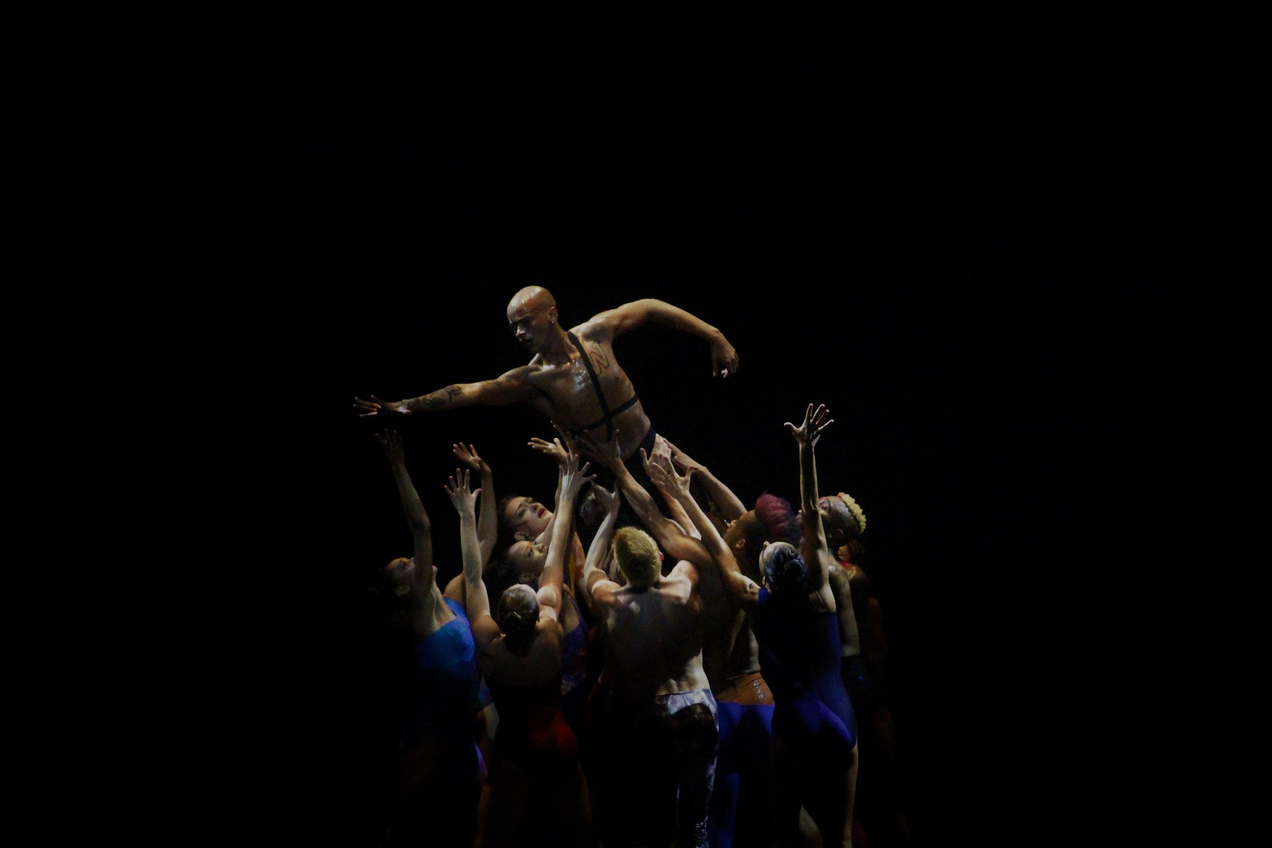Complexions contemporary ballet dances a tribute to david for Contemporary dance new york