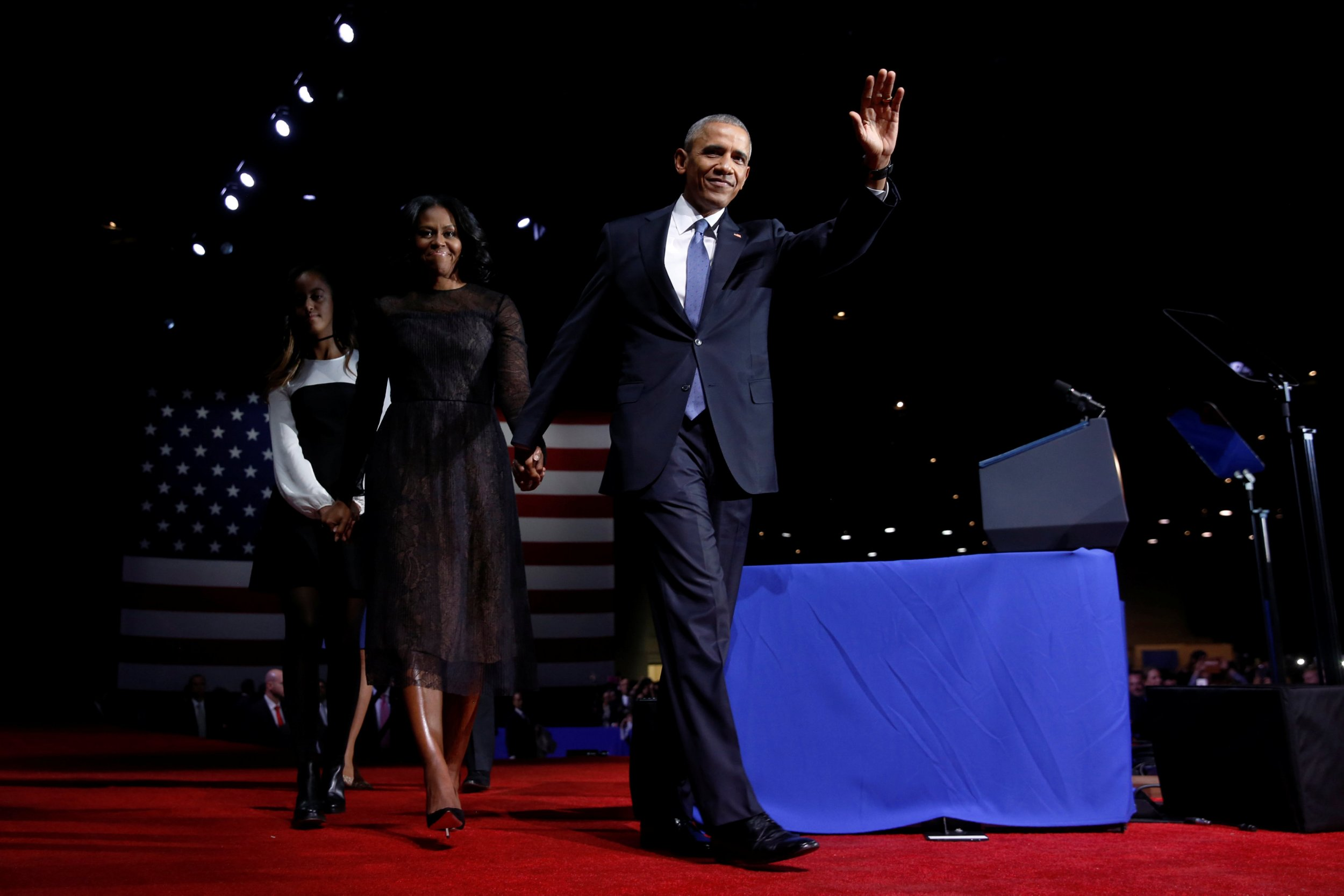 FULL TRANSCRIPT: President Barack Obama's Farewell Speech