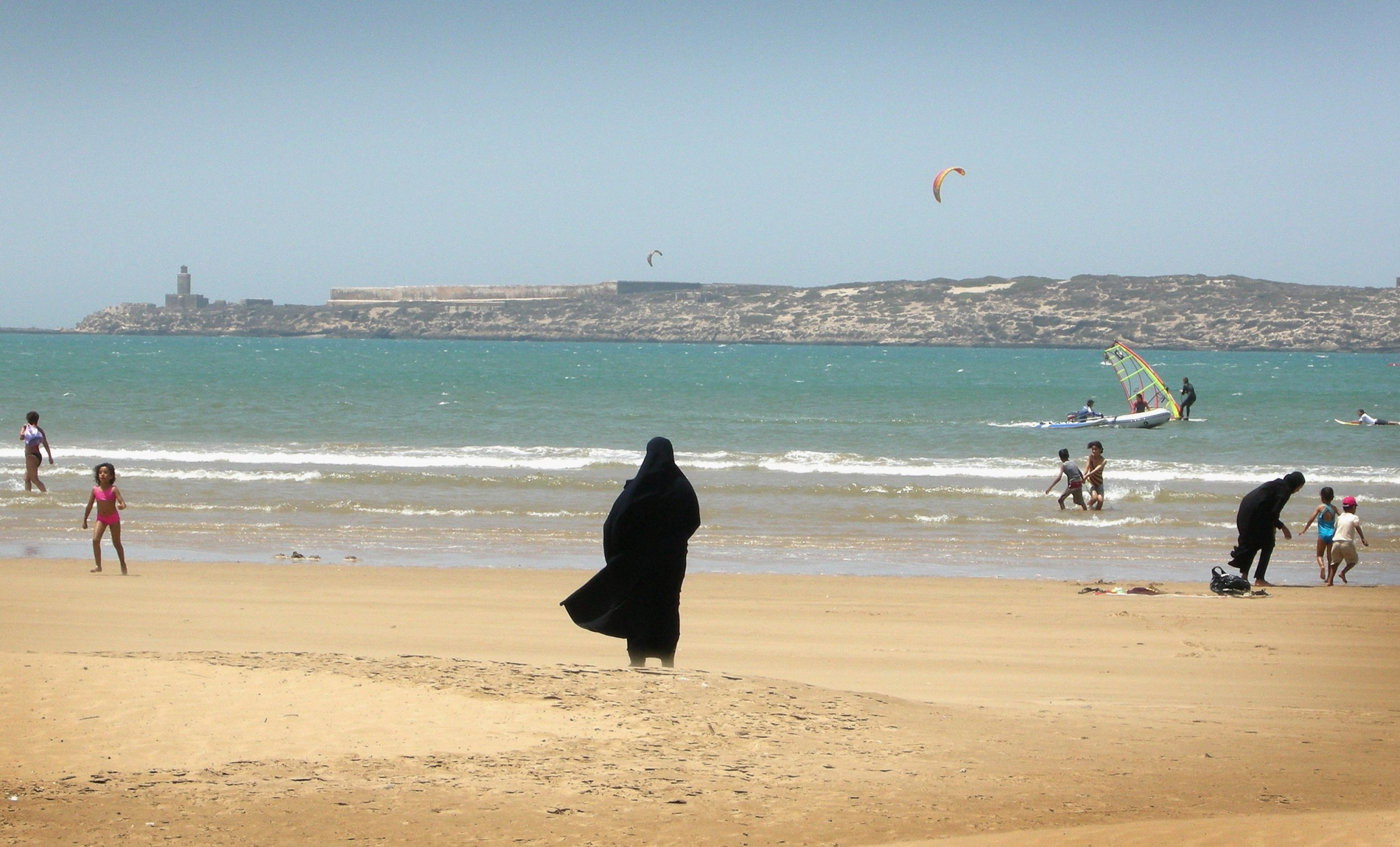 Morocco 'Bans Production and Sale of the Burqa' Over Security Concerns