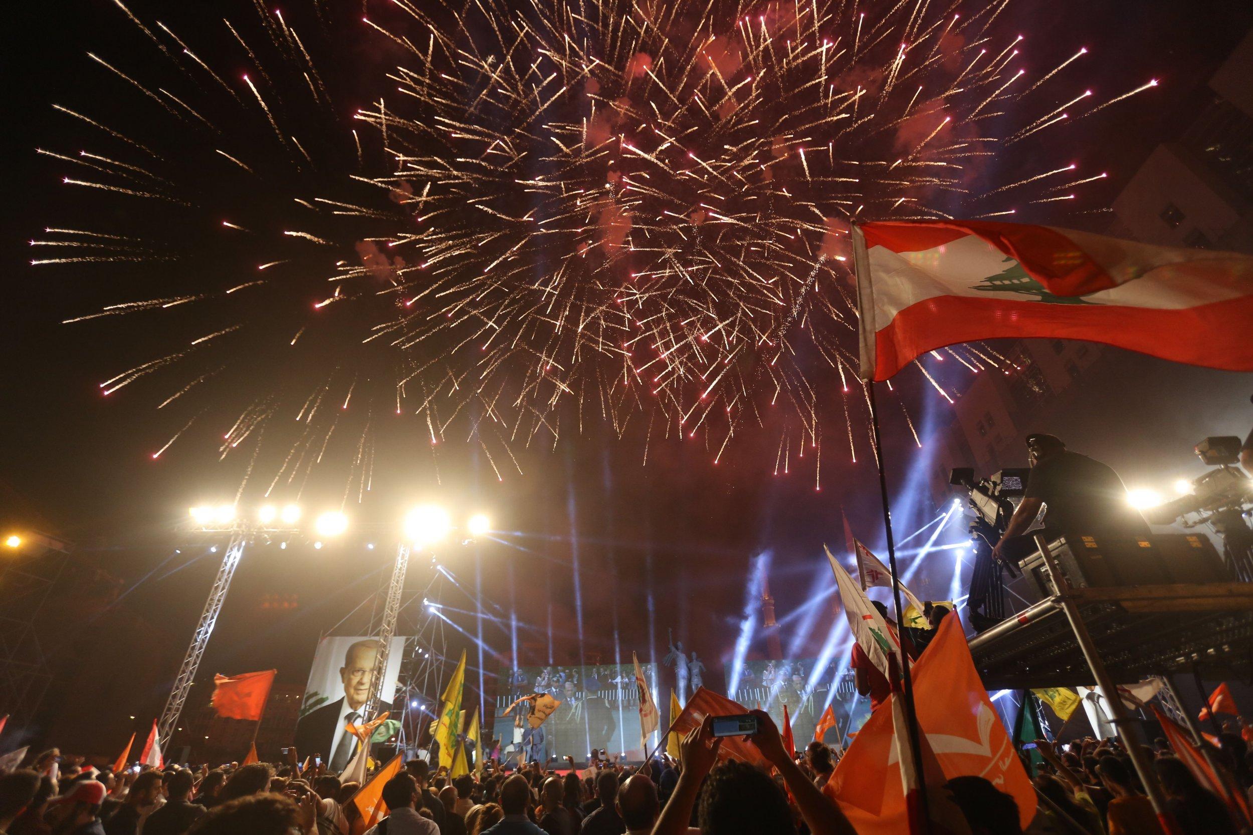 Lebanon vote