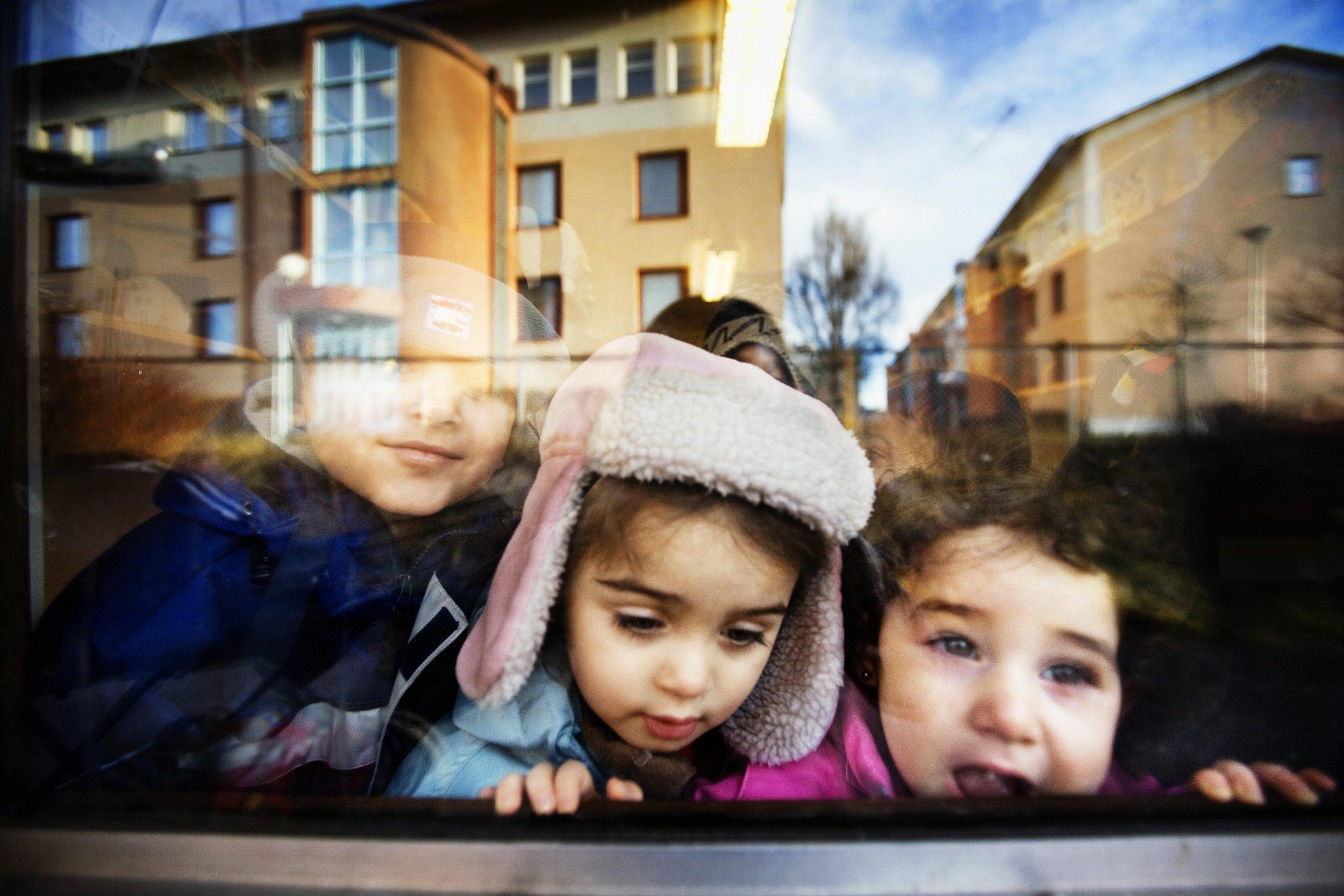 Immigrant children Sweden