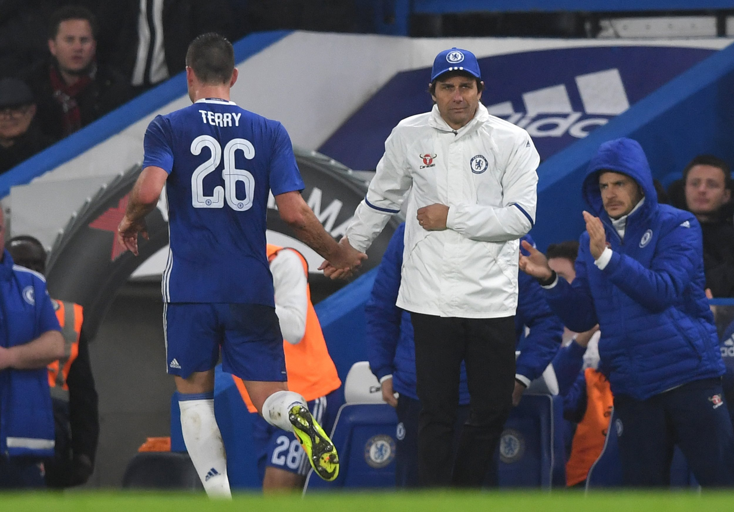 Terry and Conte