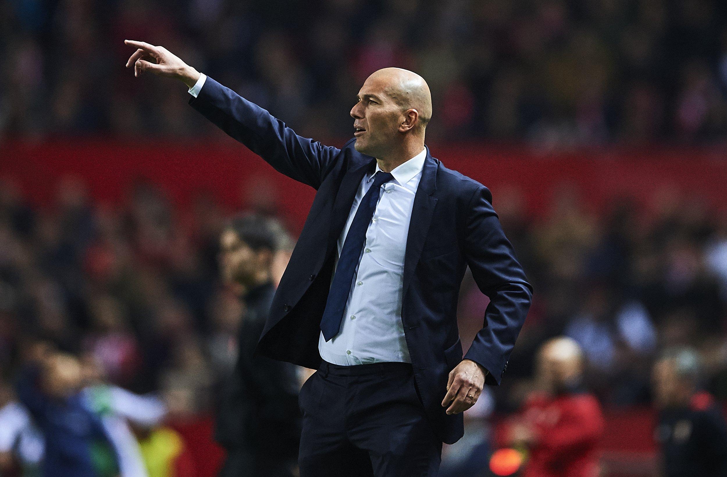 Zinedine Zidane Identifies Real Madrid Weakness As Sevilla End
