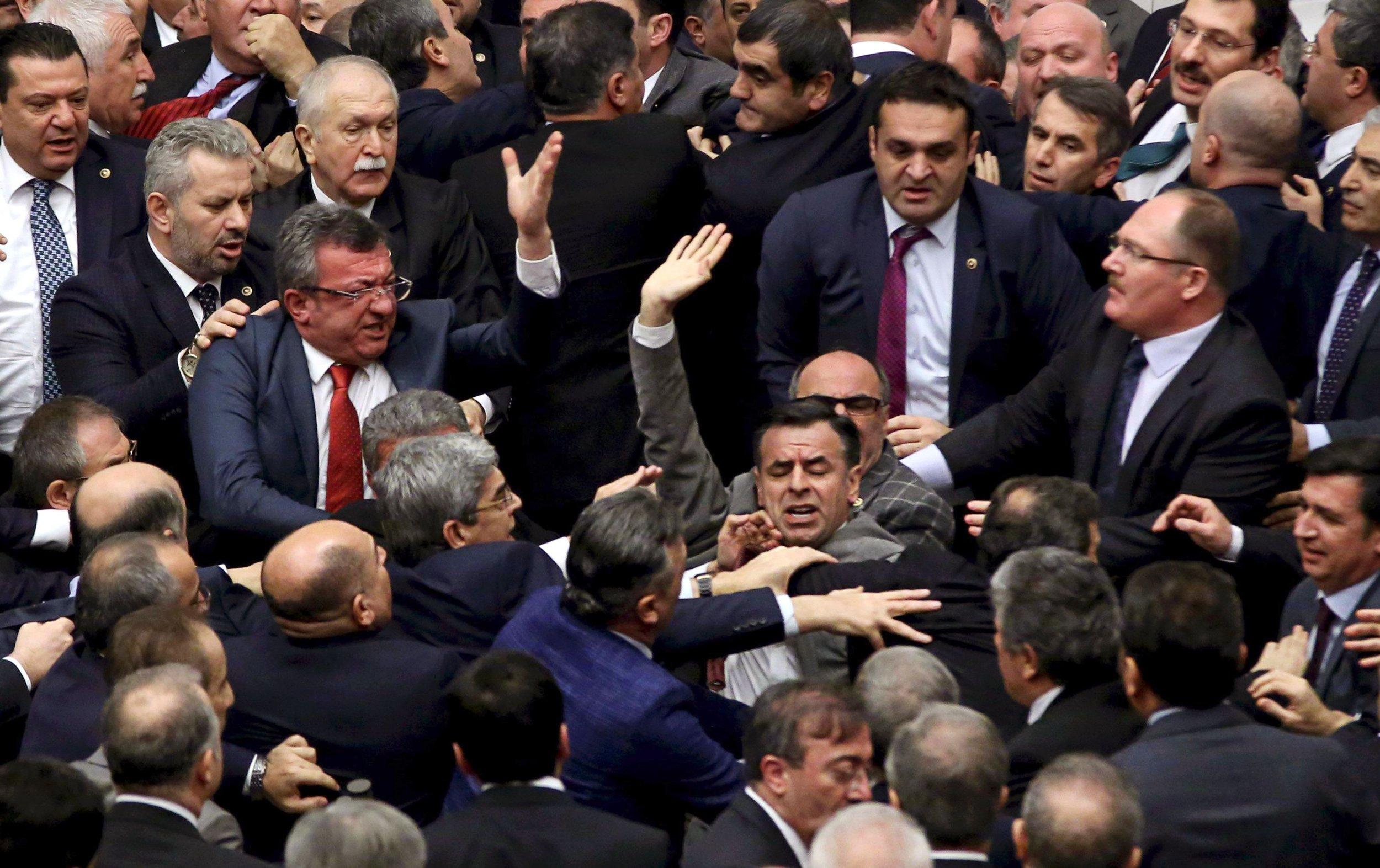 Turkish politicians