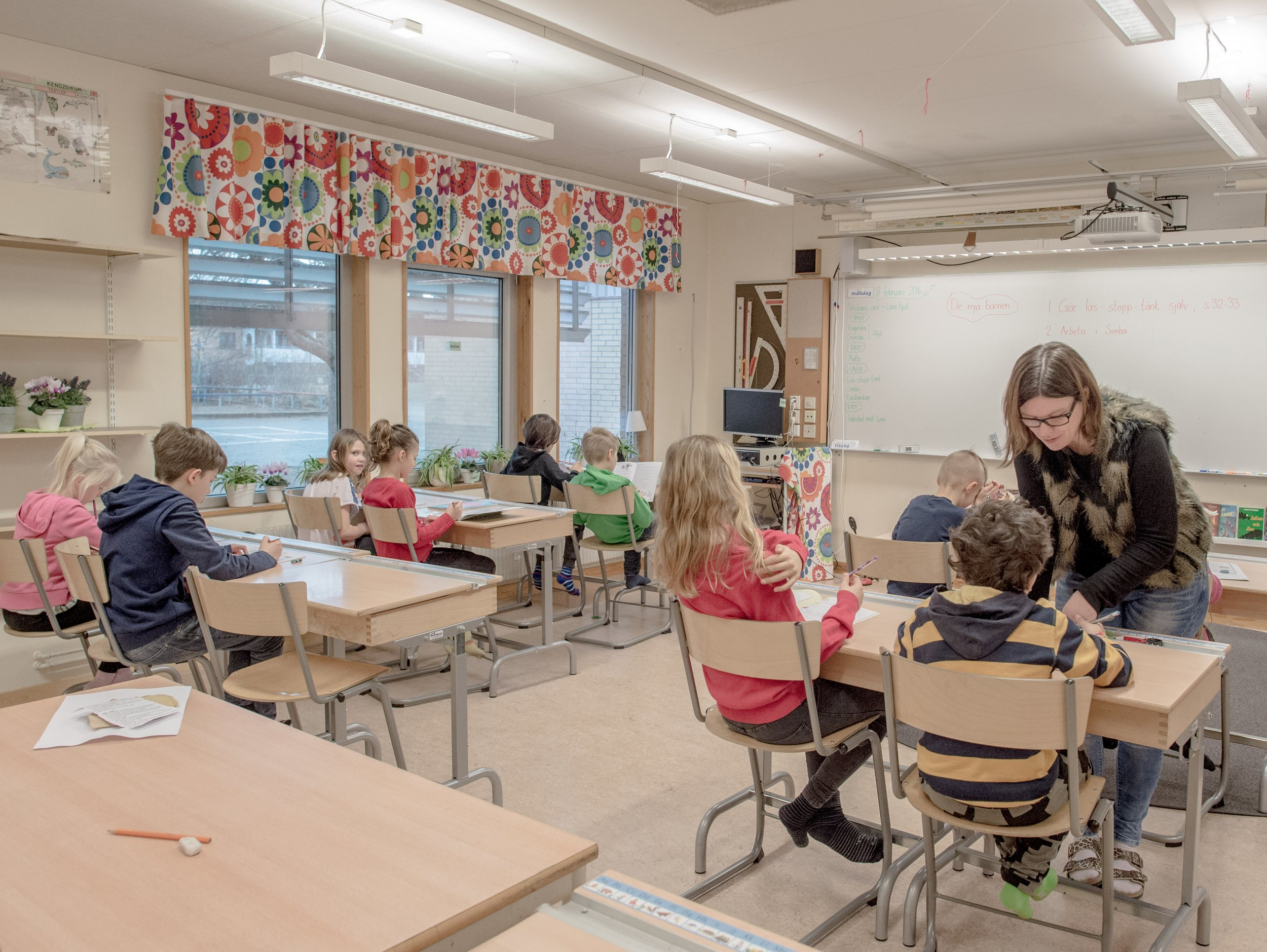 Swedish School Separates Boys and Girls to 'Boost Confidence'