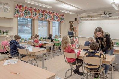 Swedish pupils