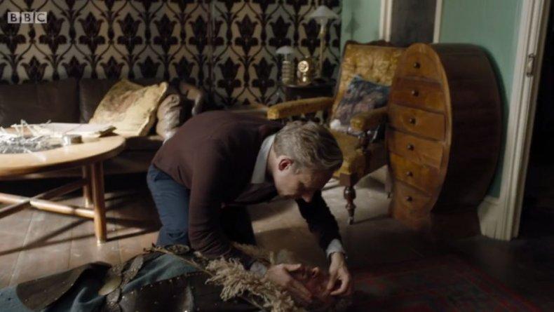 Paul Weller in Sherlock