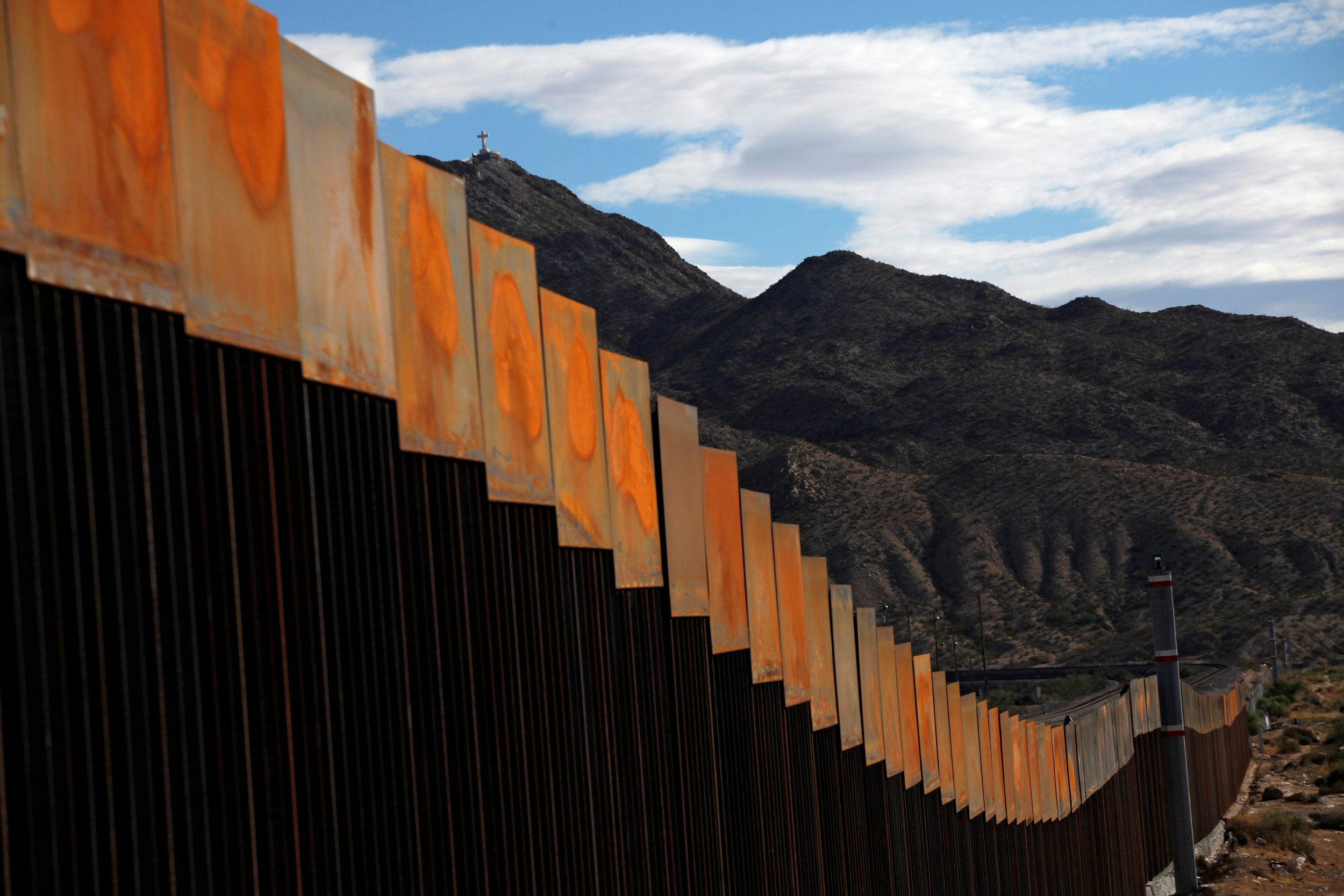 Donald Trump Mexico wall