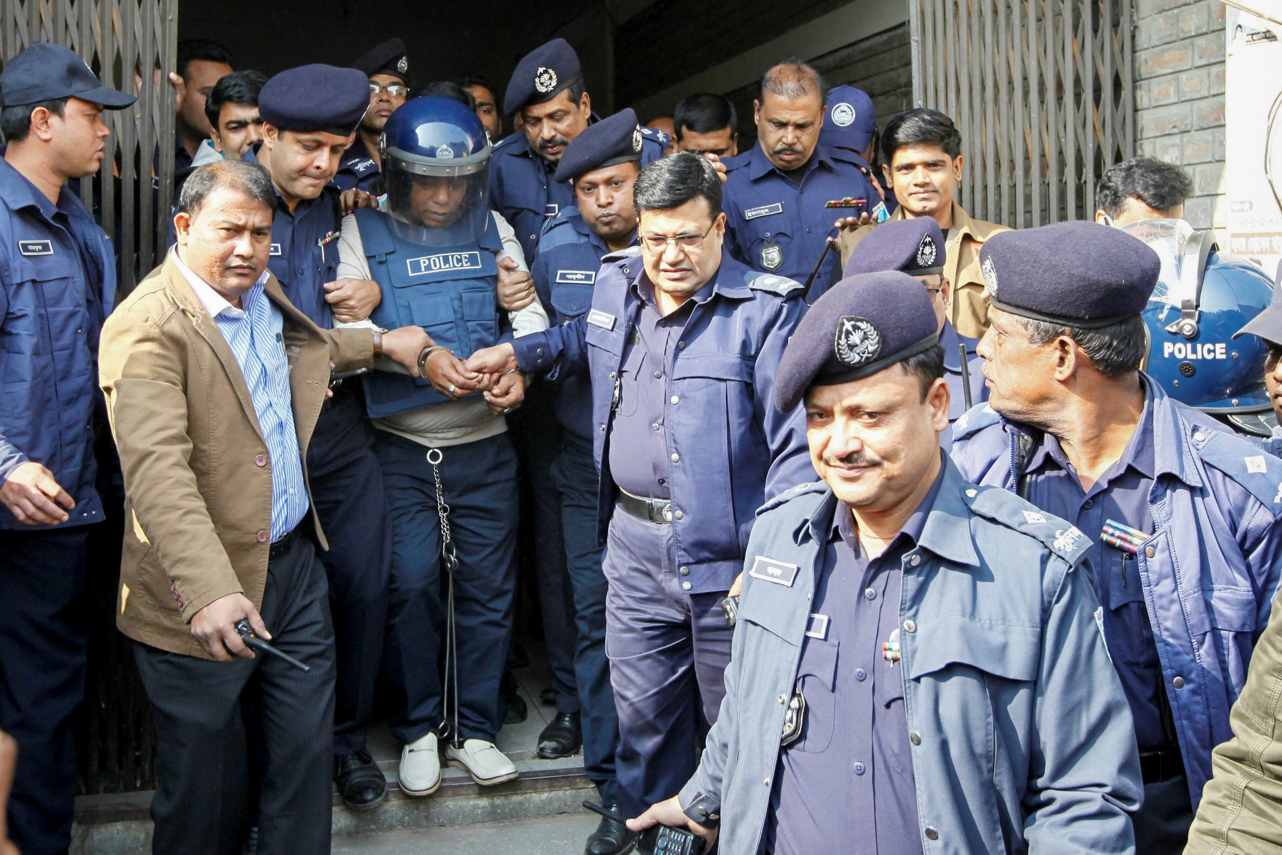 Nur Hossain sentenced to death