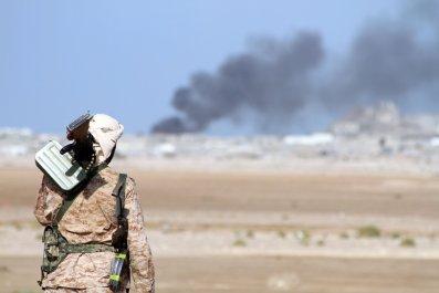 Yemen soldier