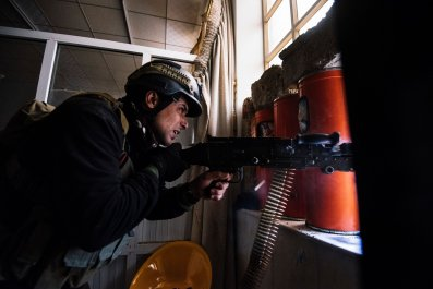 Mosul forces