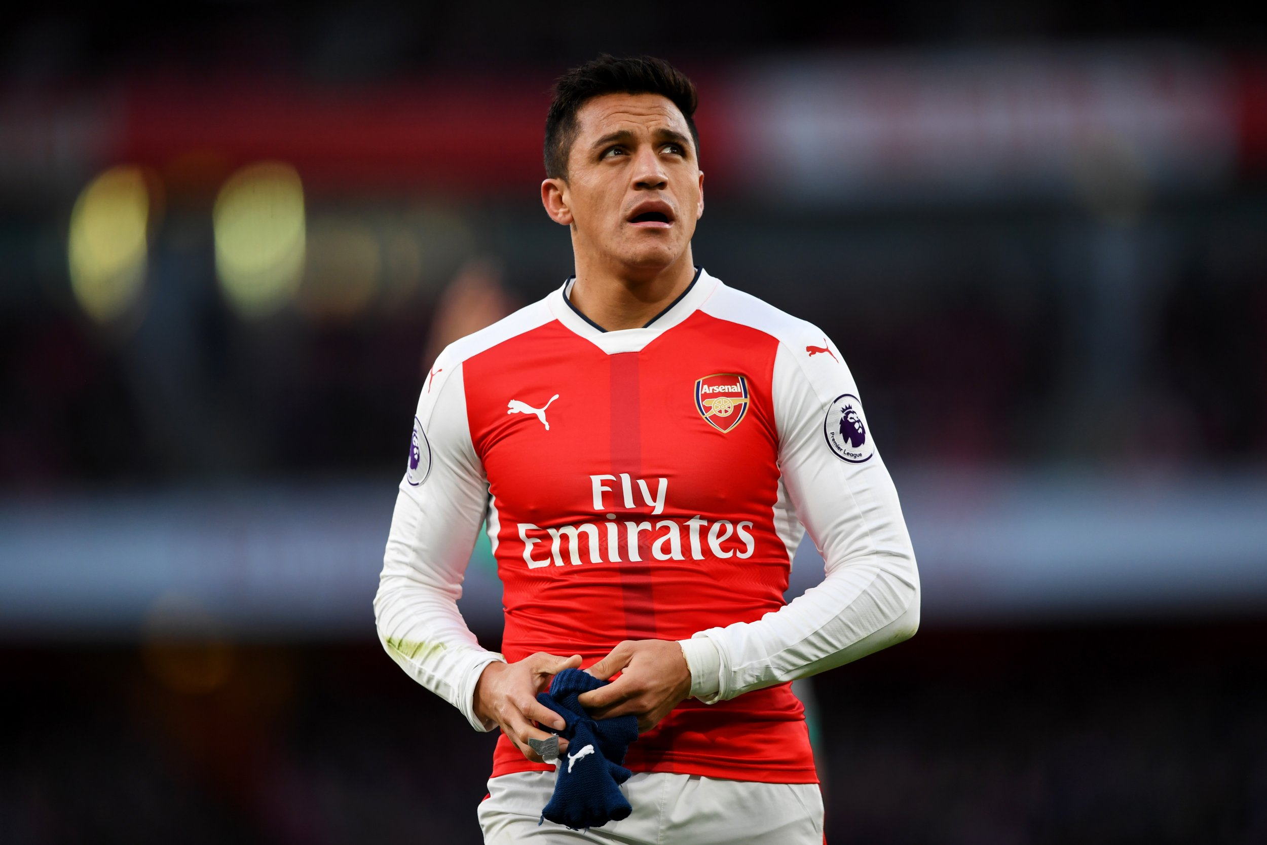 new style 8dc4a 669db Arsenal: Arsene Wenger Lines Up Alexis Sanchez Replacement