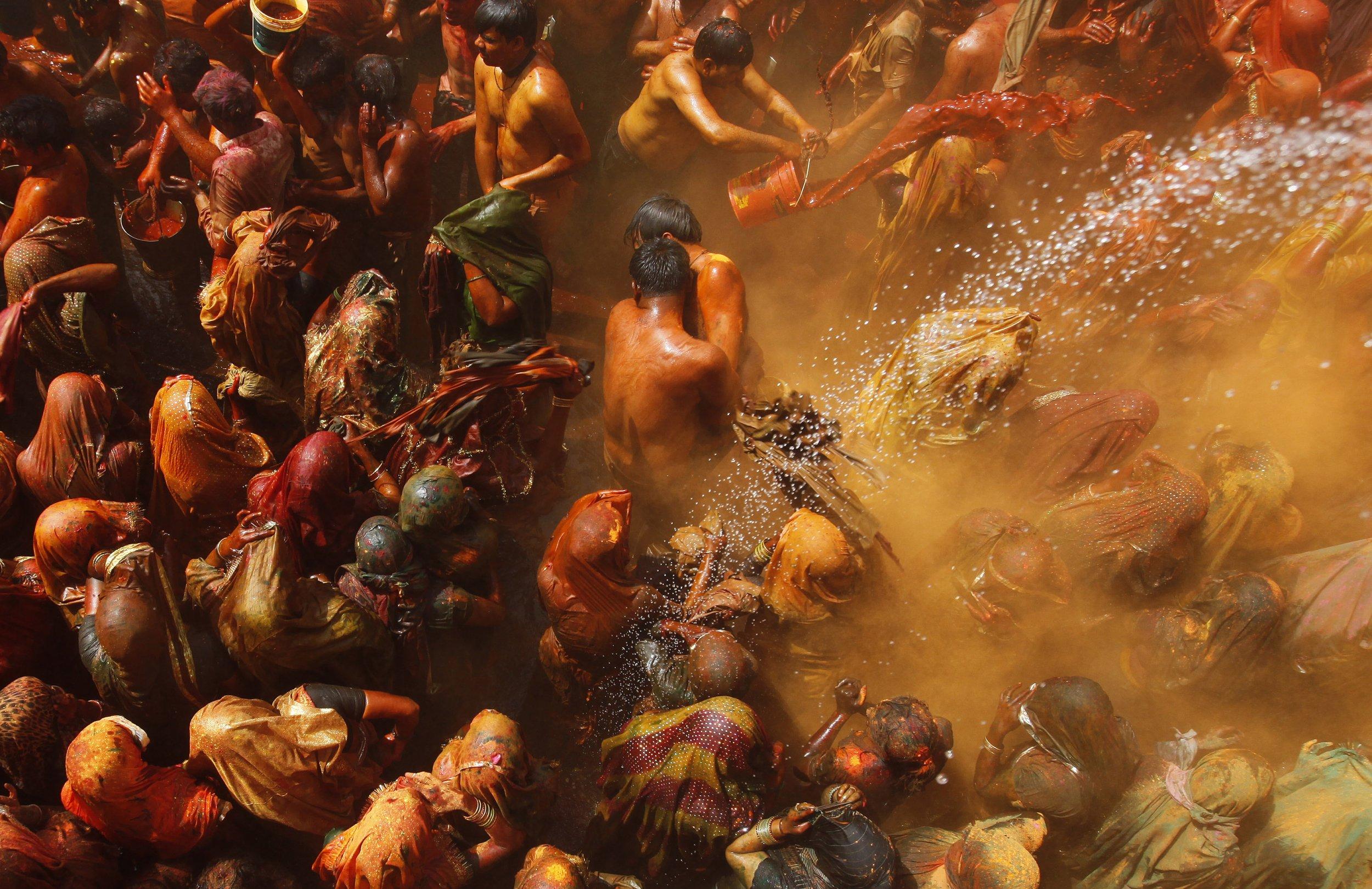 Huranga in India
