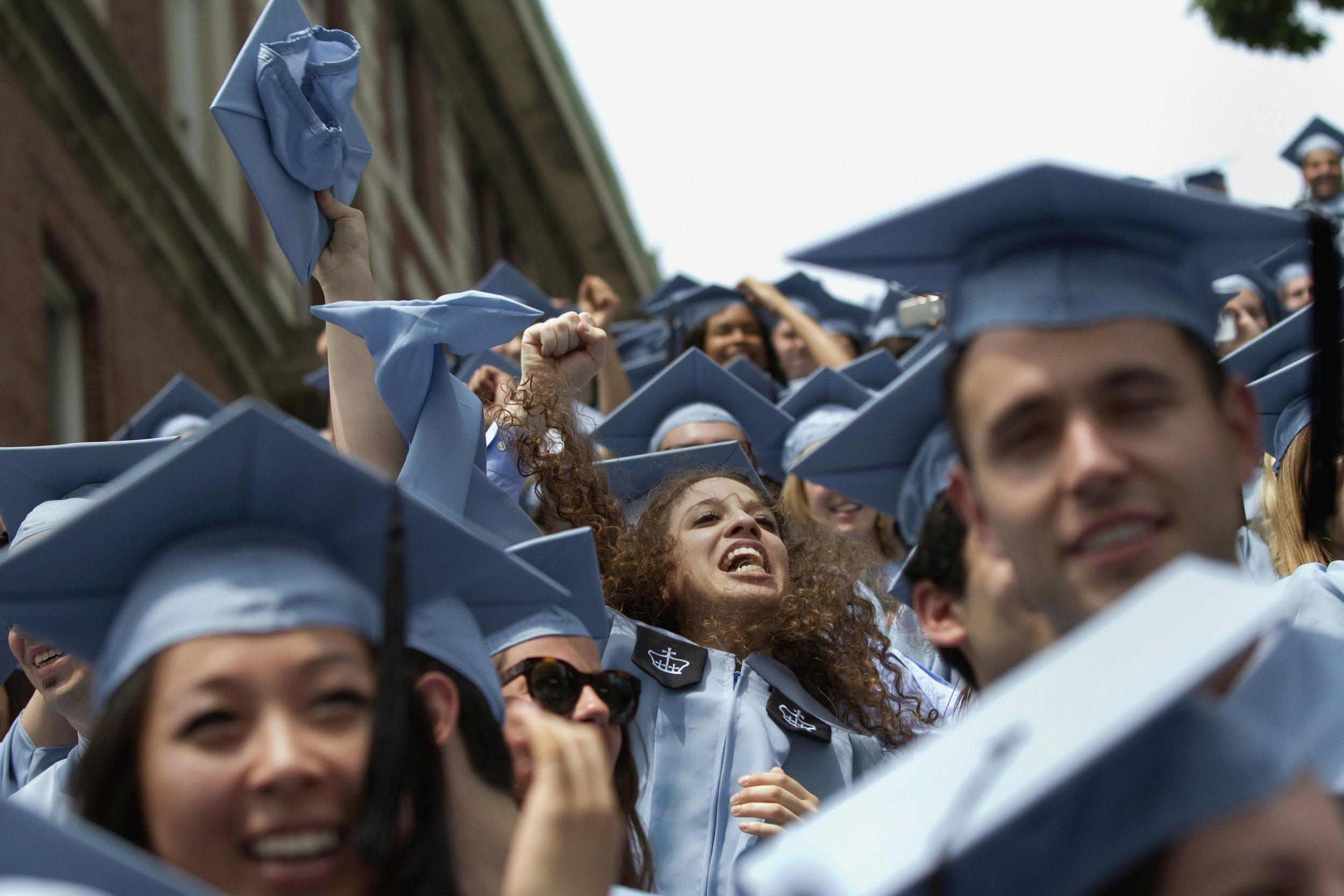 Columbia Graduates