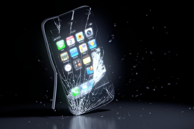 iphone crash message apple ios