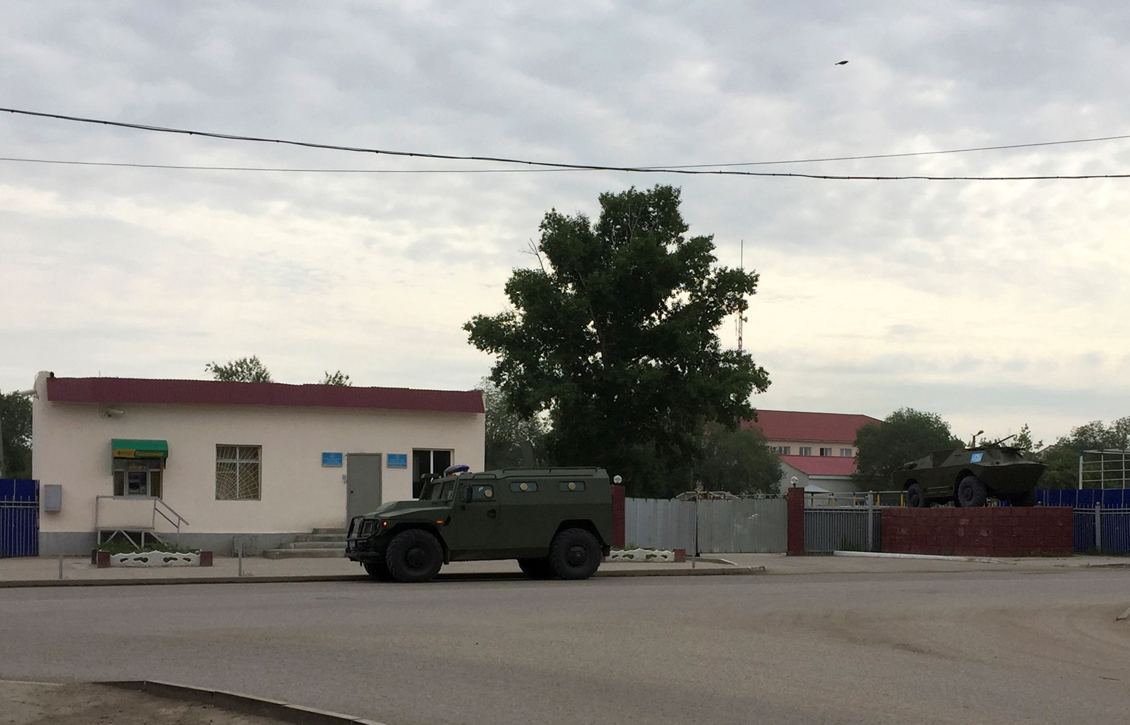Aktobe base