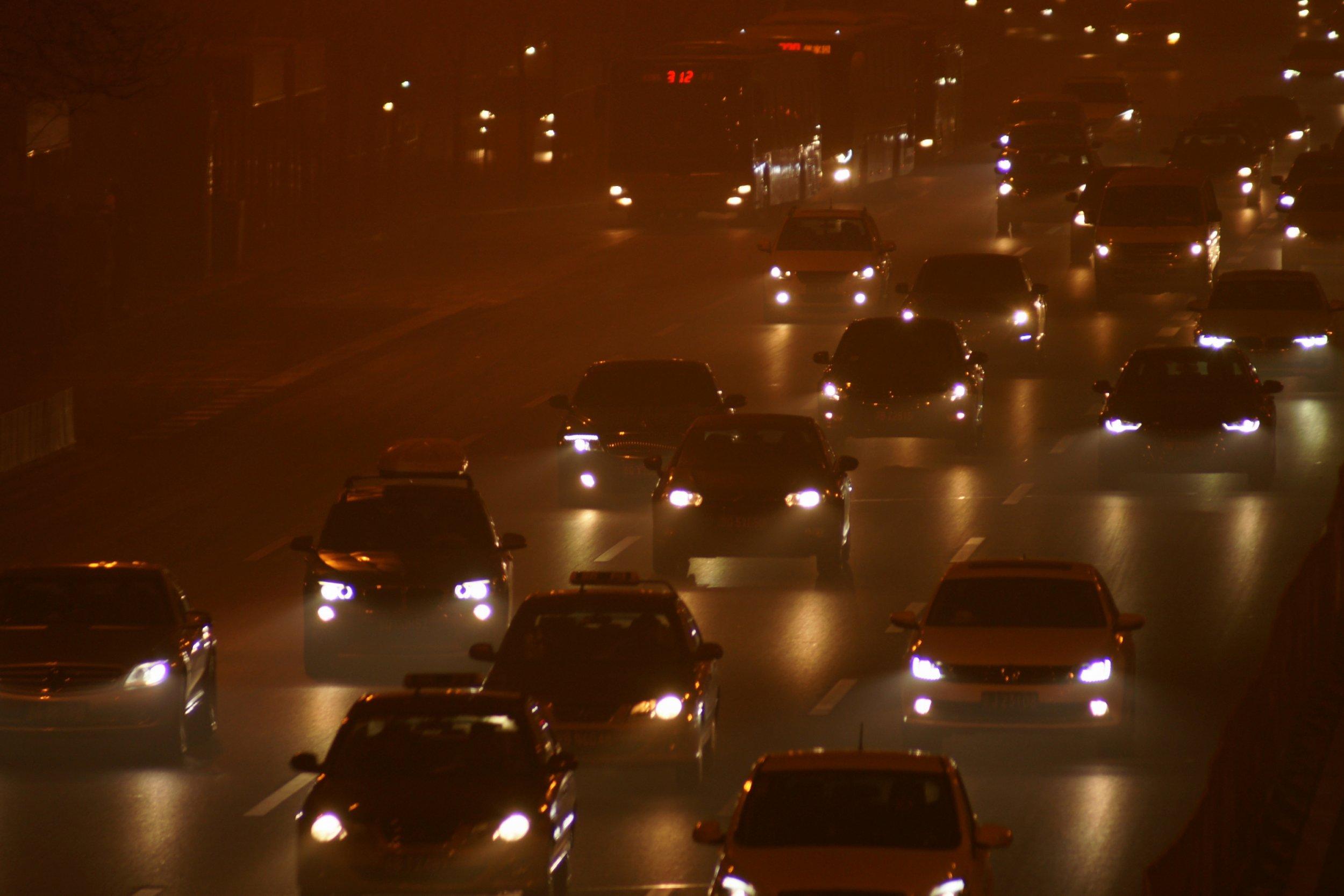 Smog Beijing