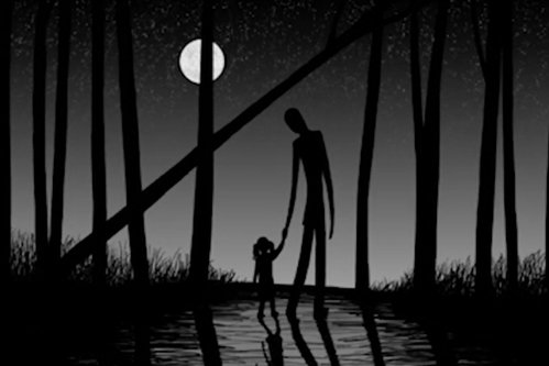 How Slenderman, the Internet's Horror Star, Crawled out of