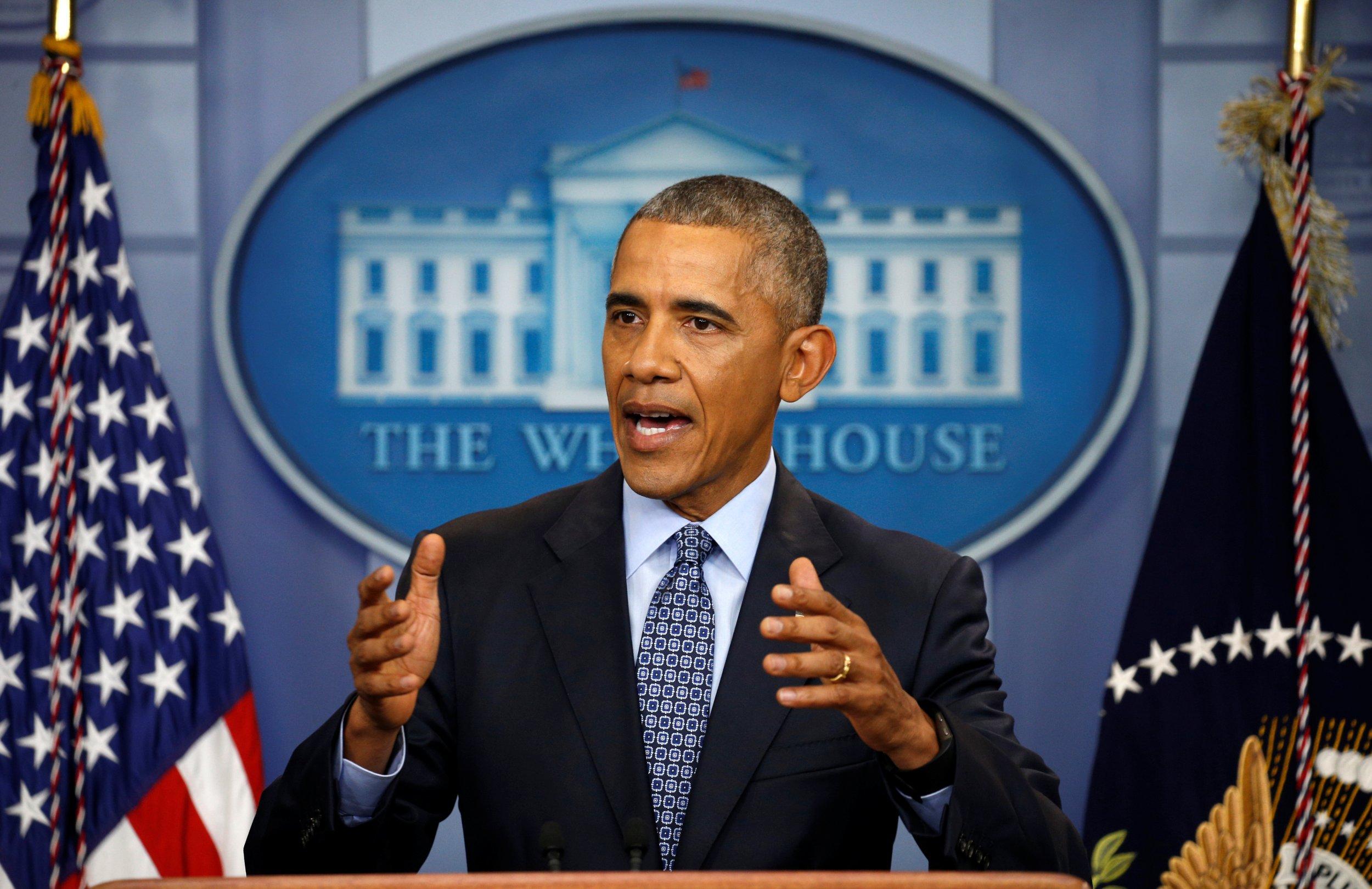 Barack Obama Final Press Conference